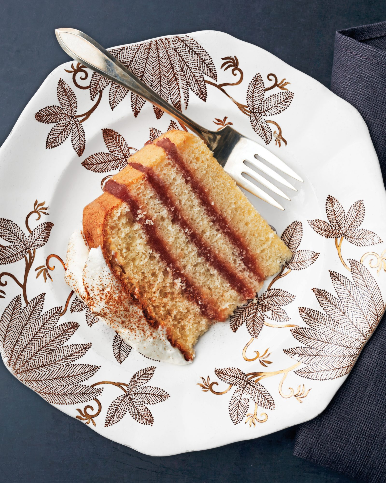 Apple-Butter Layer Cake