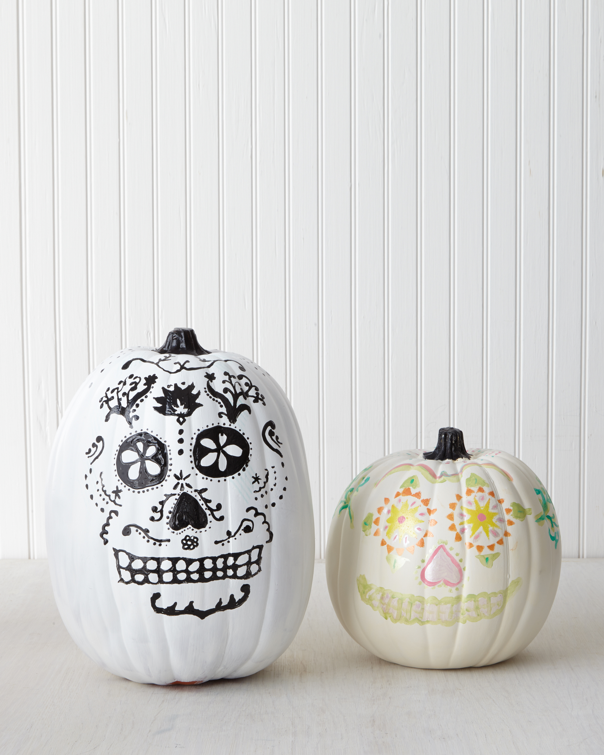 Day of the Dead Pumpkins