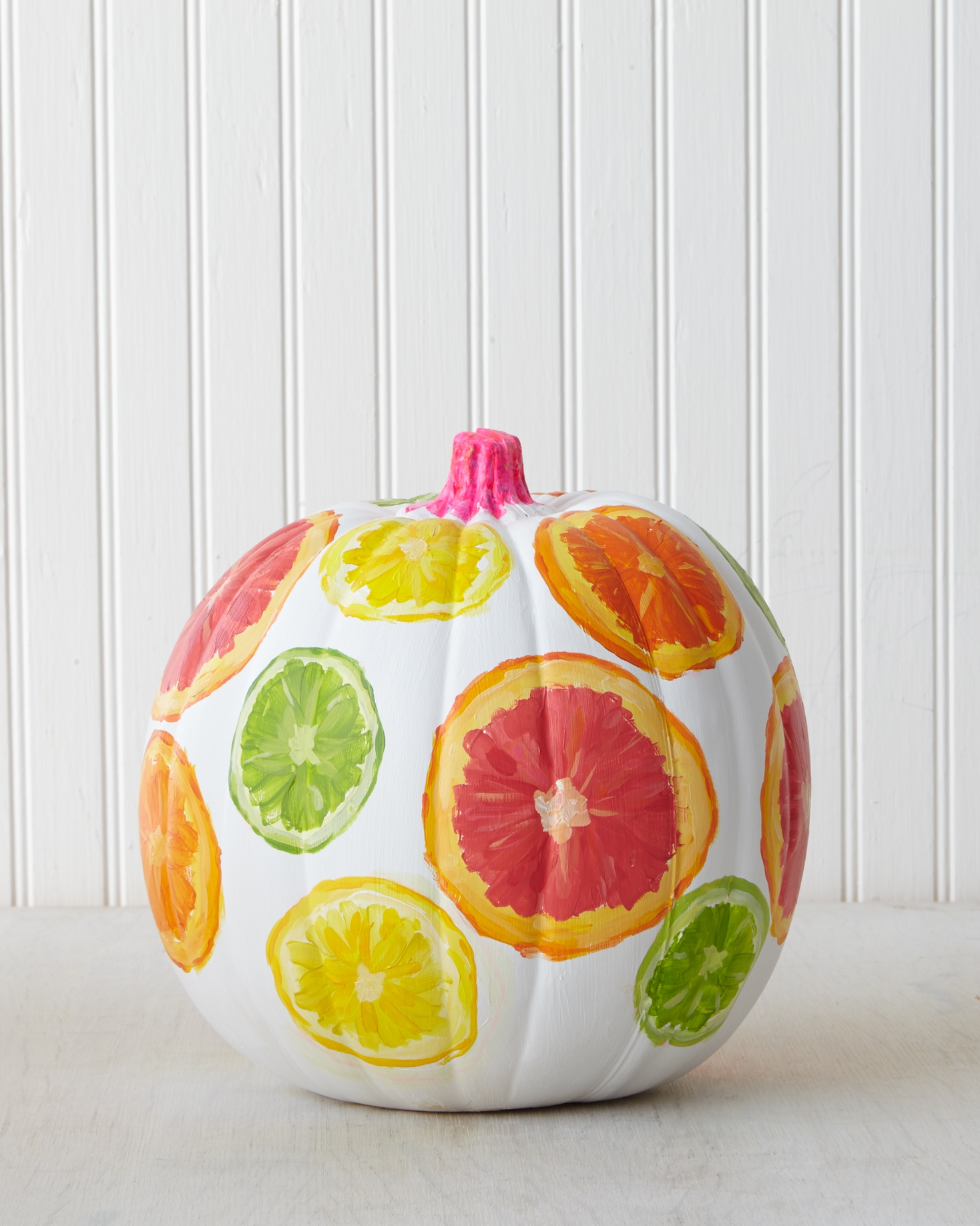 Summer Citrus Pumpkin