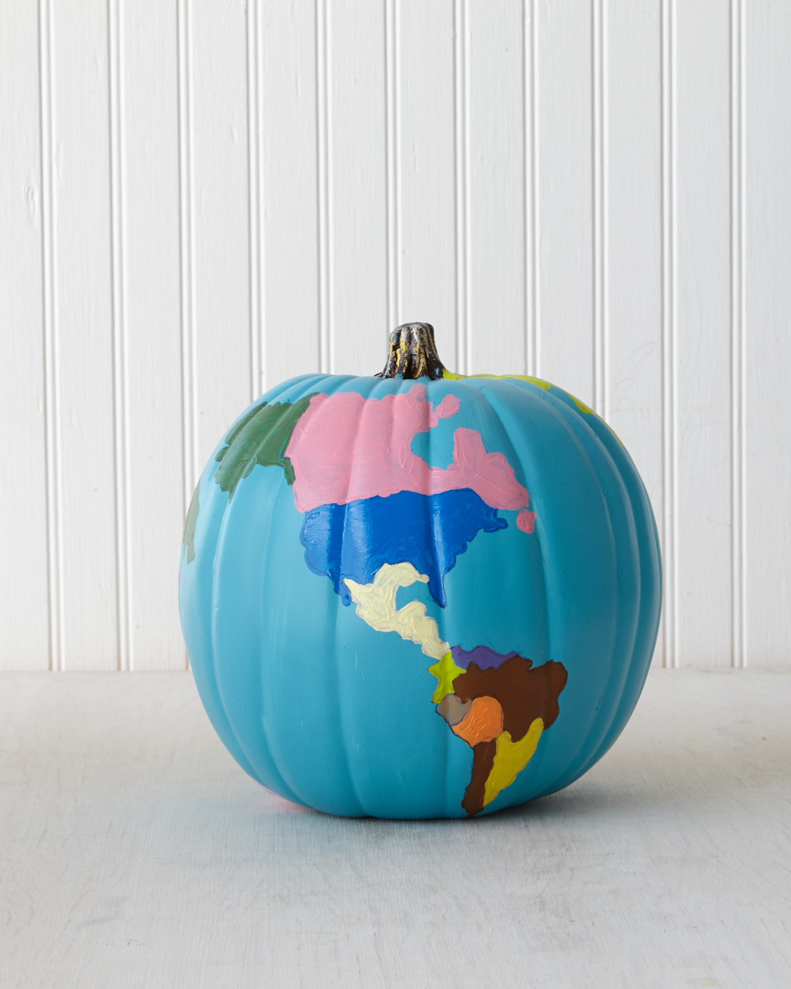 The Globe Pumpkin