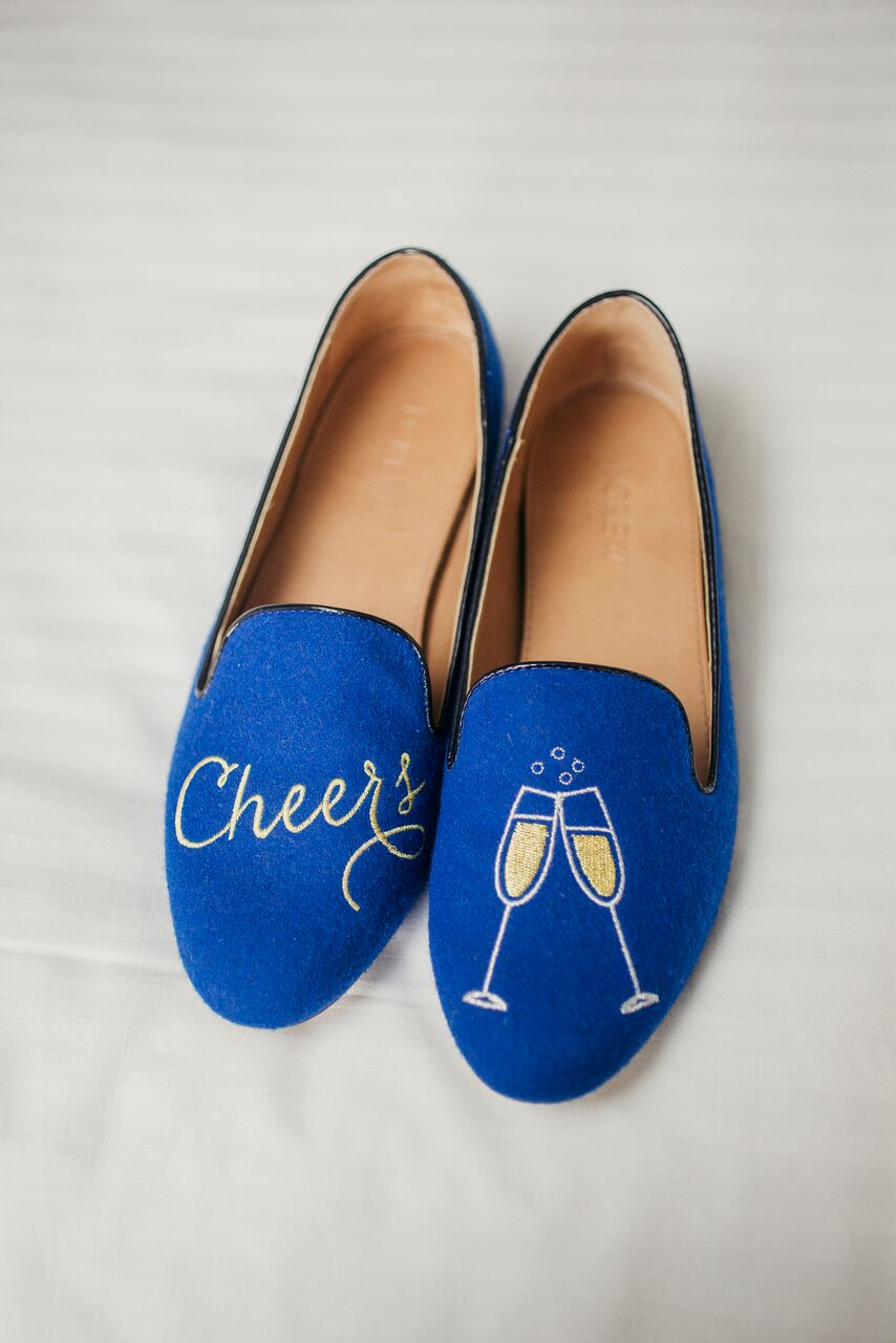 Thematic Loafers