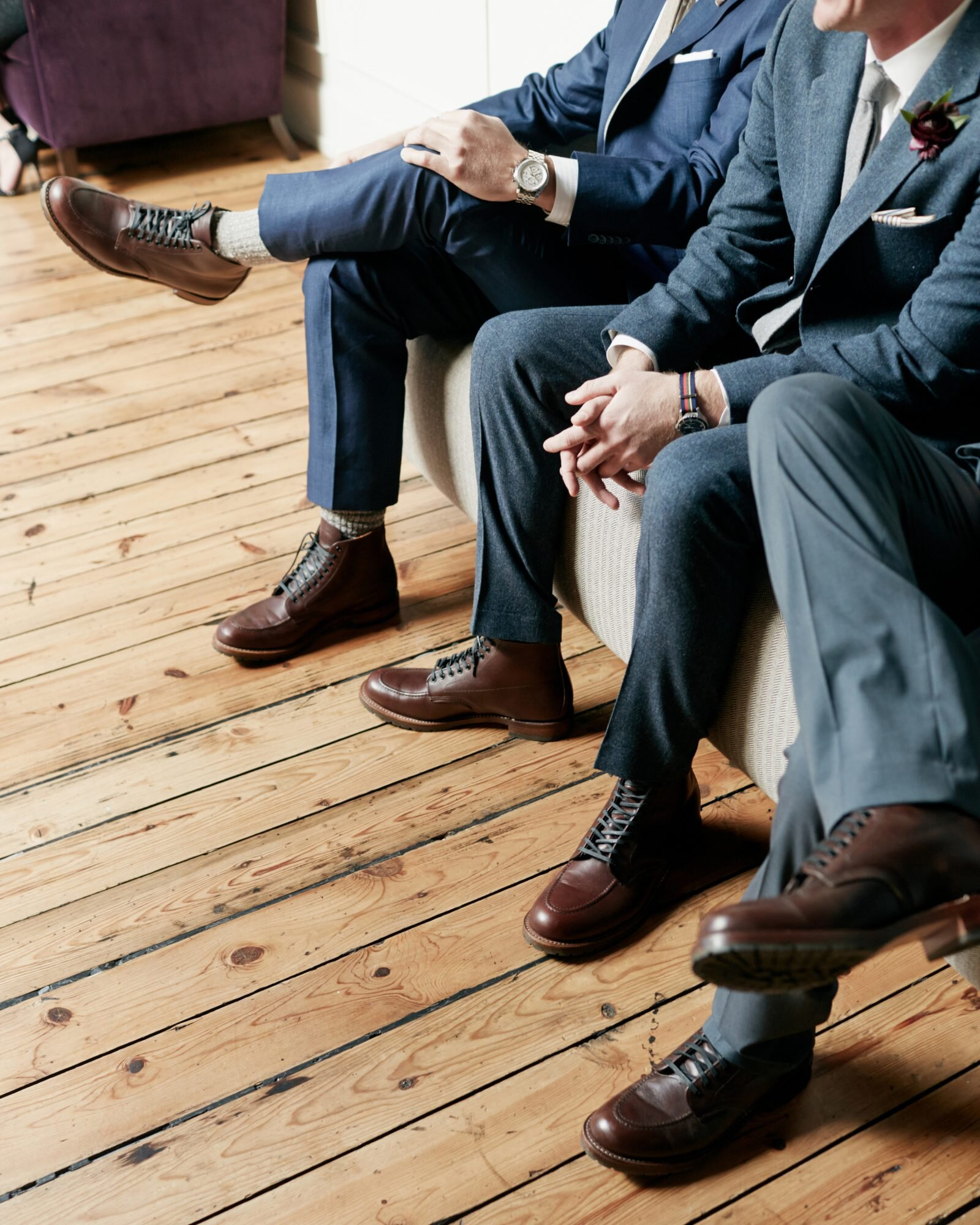 14 Cool Wedding Shoes For Your Groom Martha Stewart