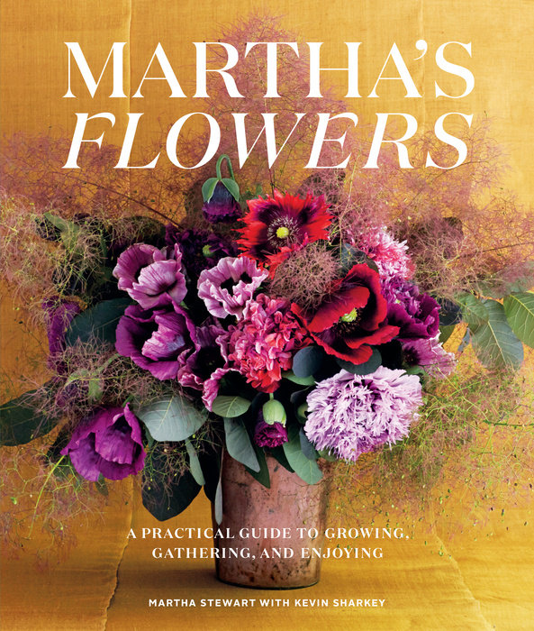 gifts for mom martha stewart flowers book