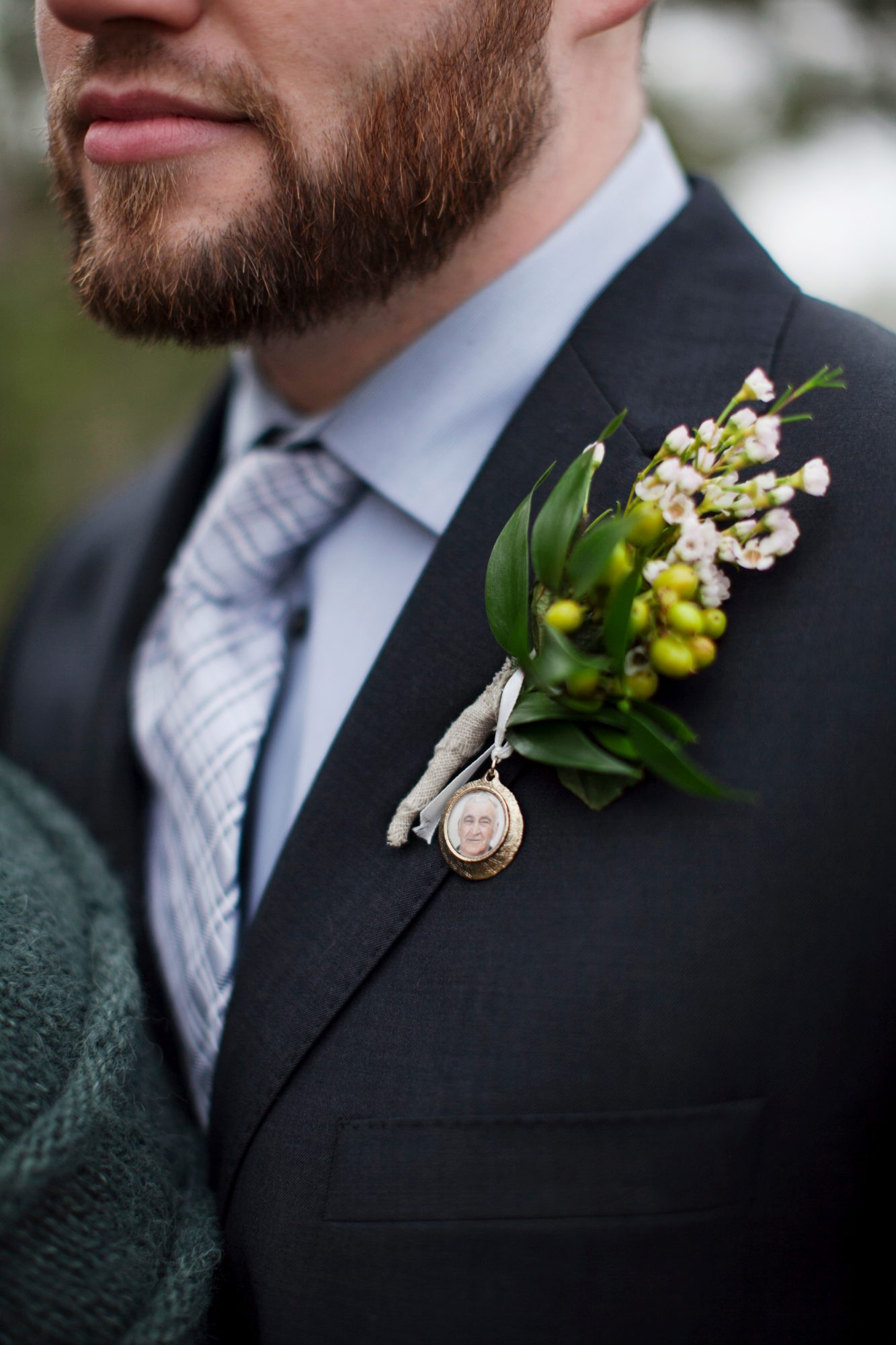 Boutonnière Photo