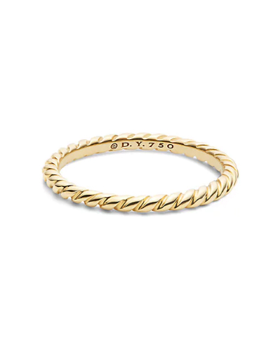 "David Yurman ""DY Unity Cable"" Band"