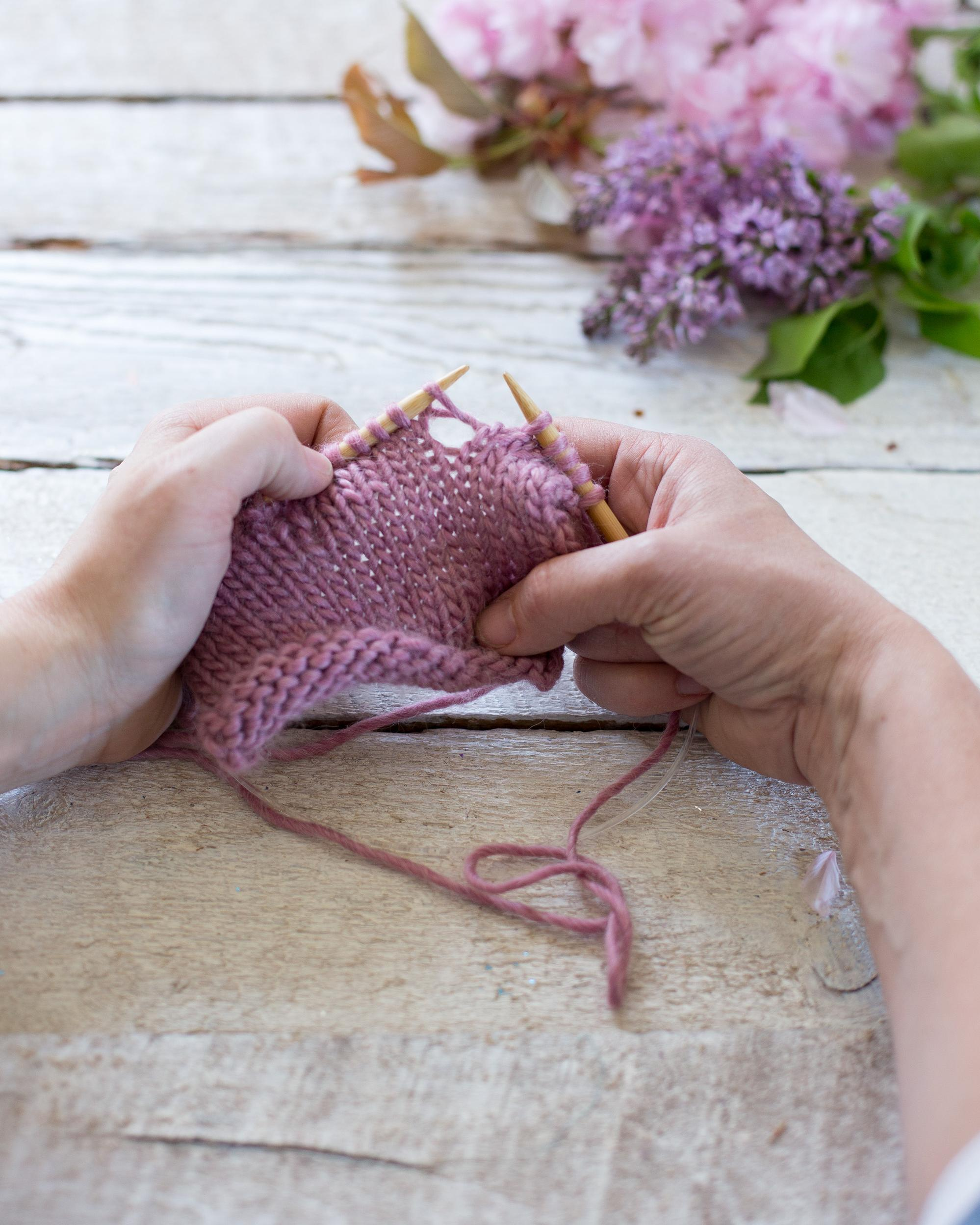 4 Common Knitting Mistakes And How To Fix Them Quickly Martha Stewart