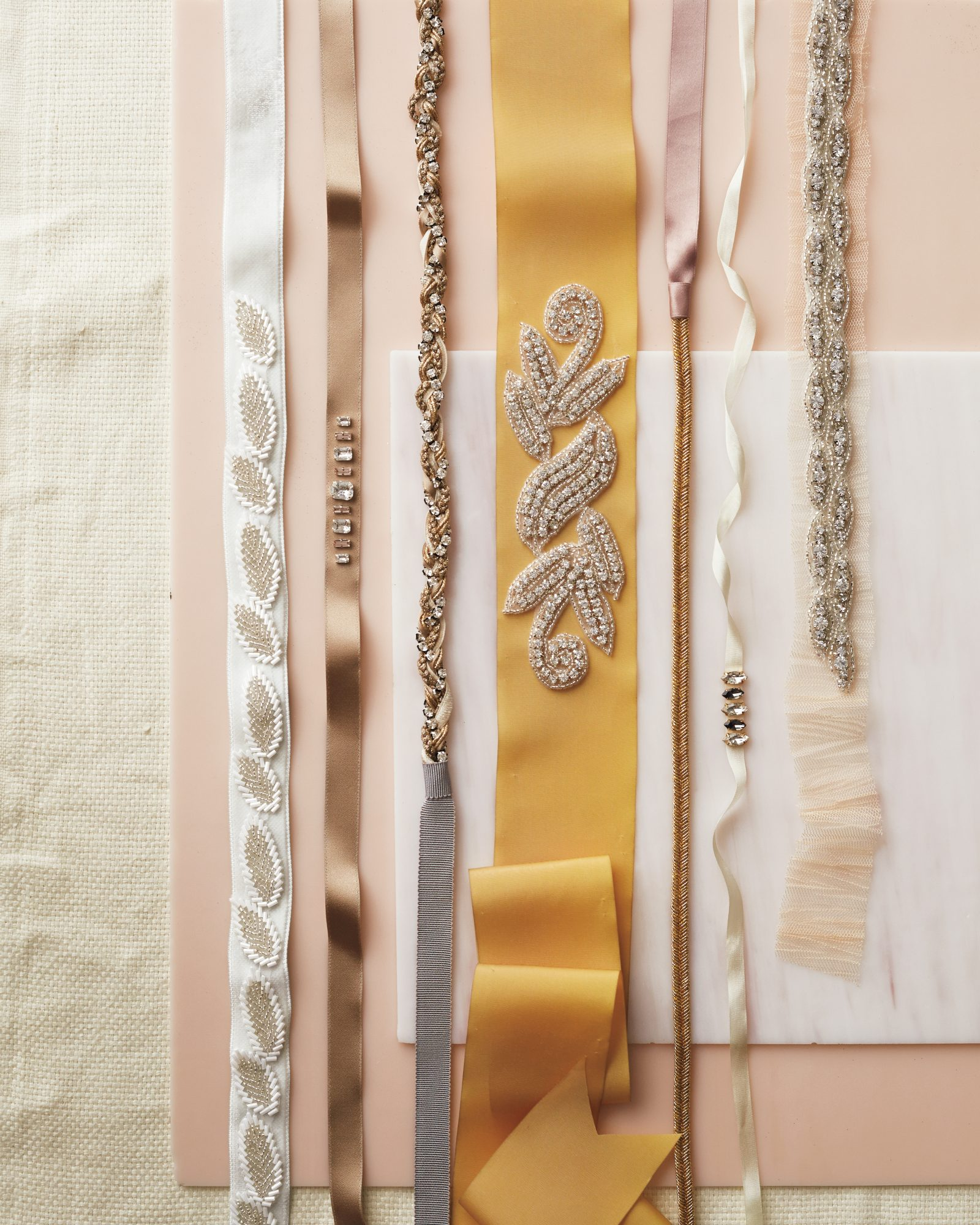 Embellished Ribbons