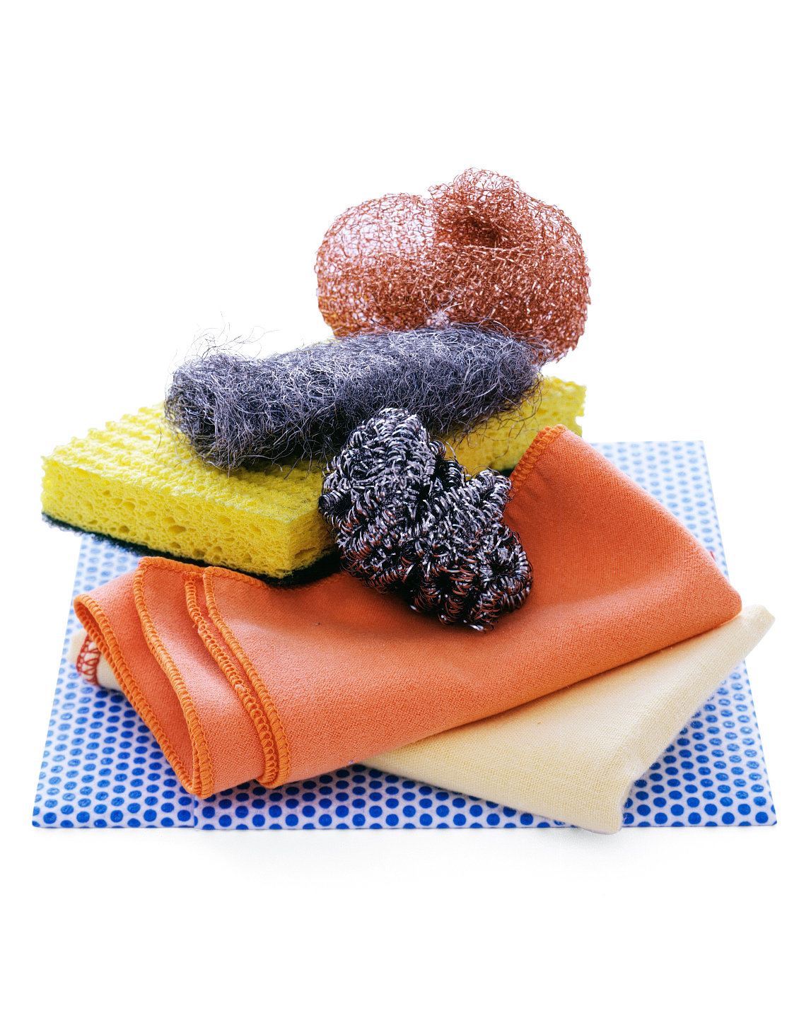 What's the best way to disinfect a sponge?