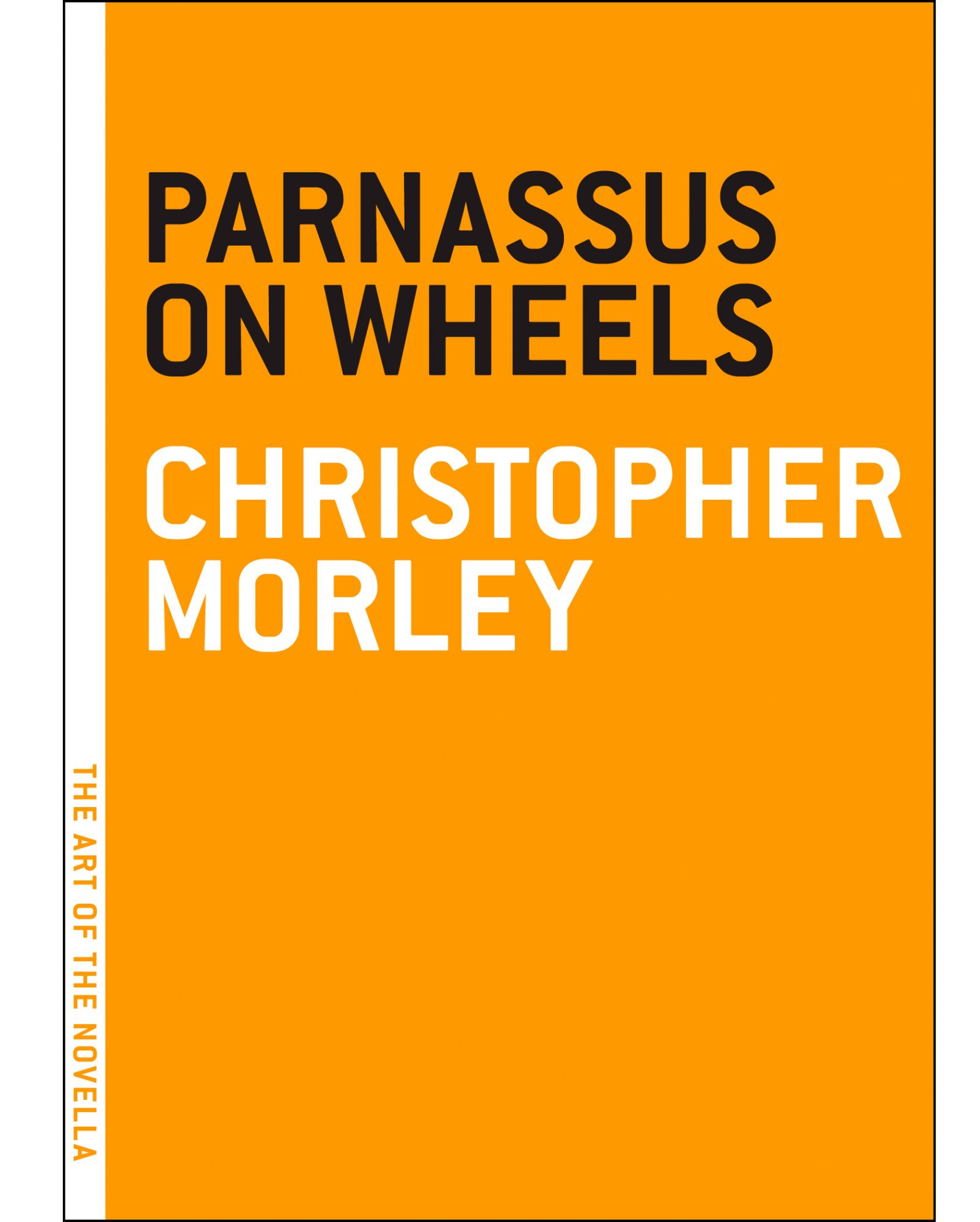 """Parnassus on Wheels"" by Christopher Morley"