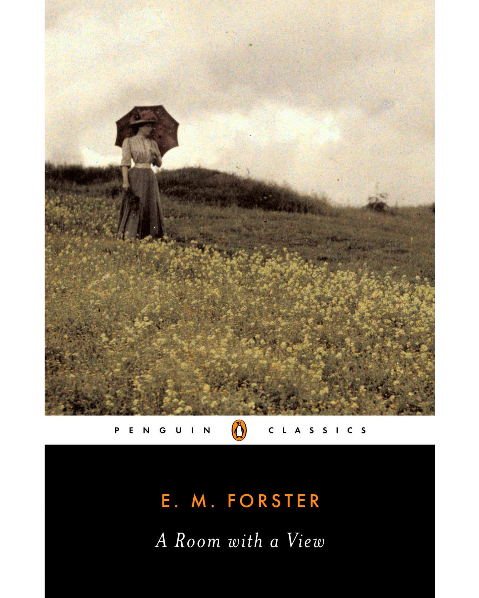 """A Room With a View"" by E. M. Forster"
