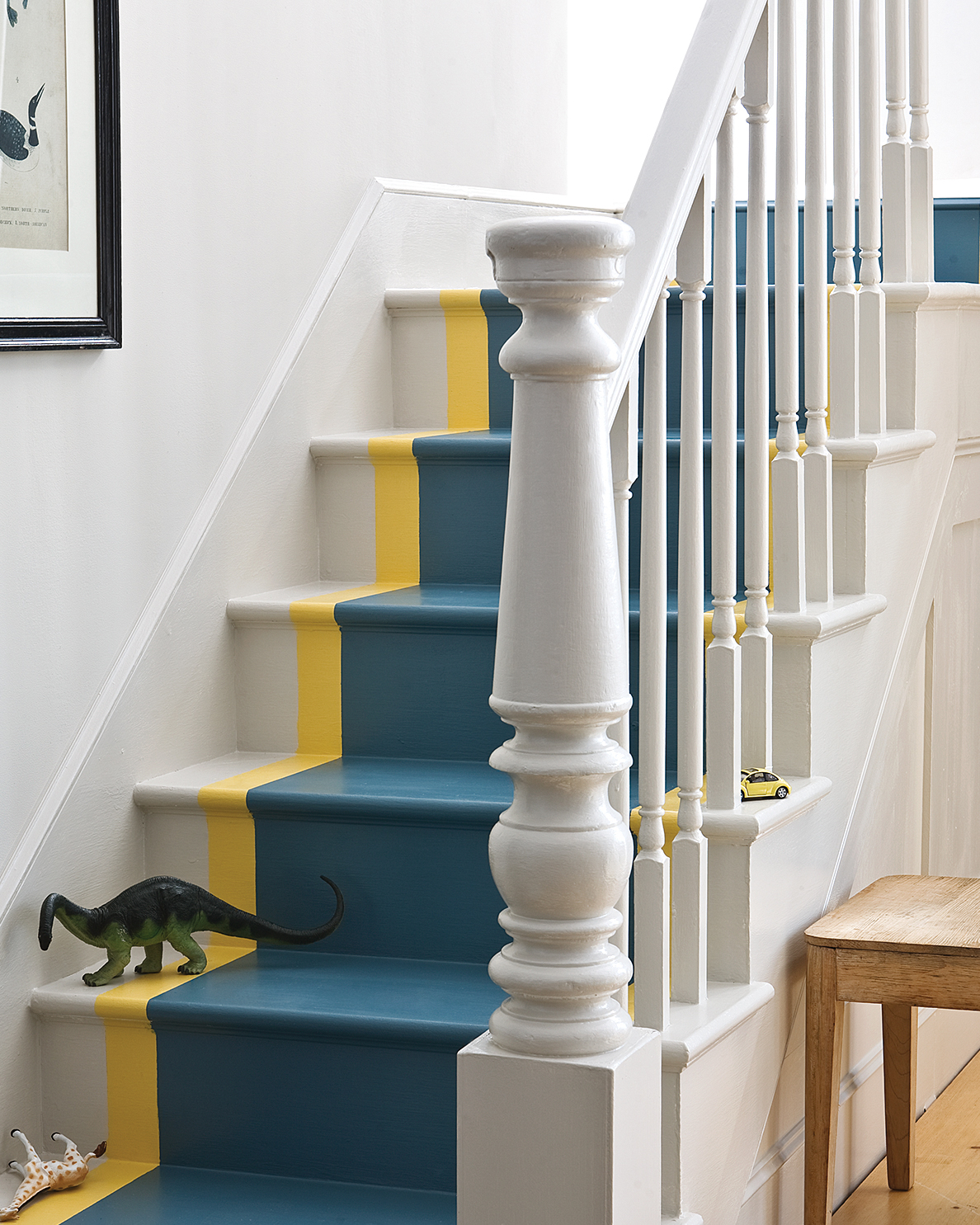 Paint Your Staircase