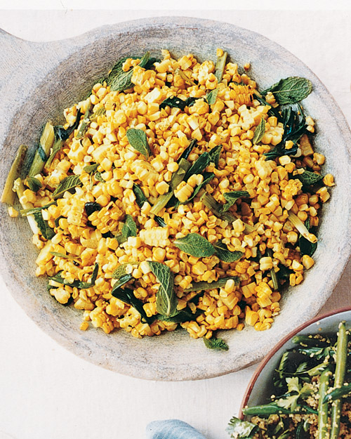 Or Try This: Grilled Corn Salad