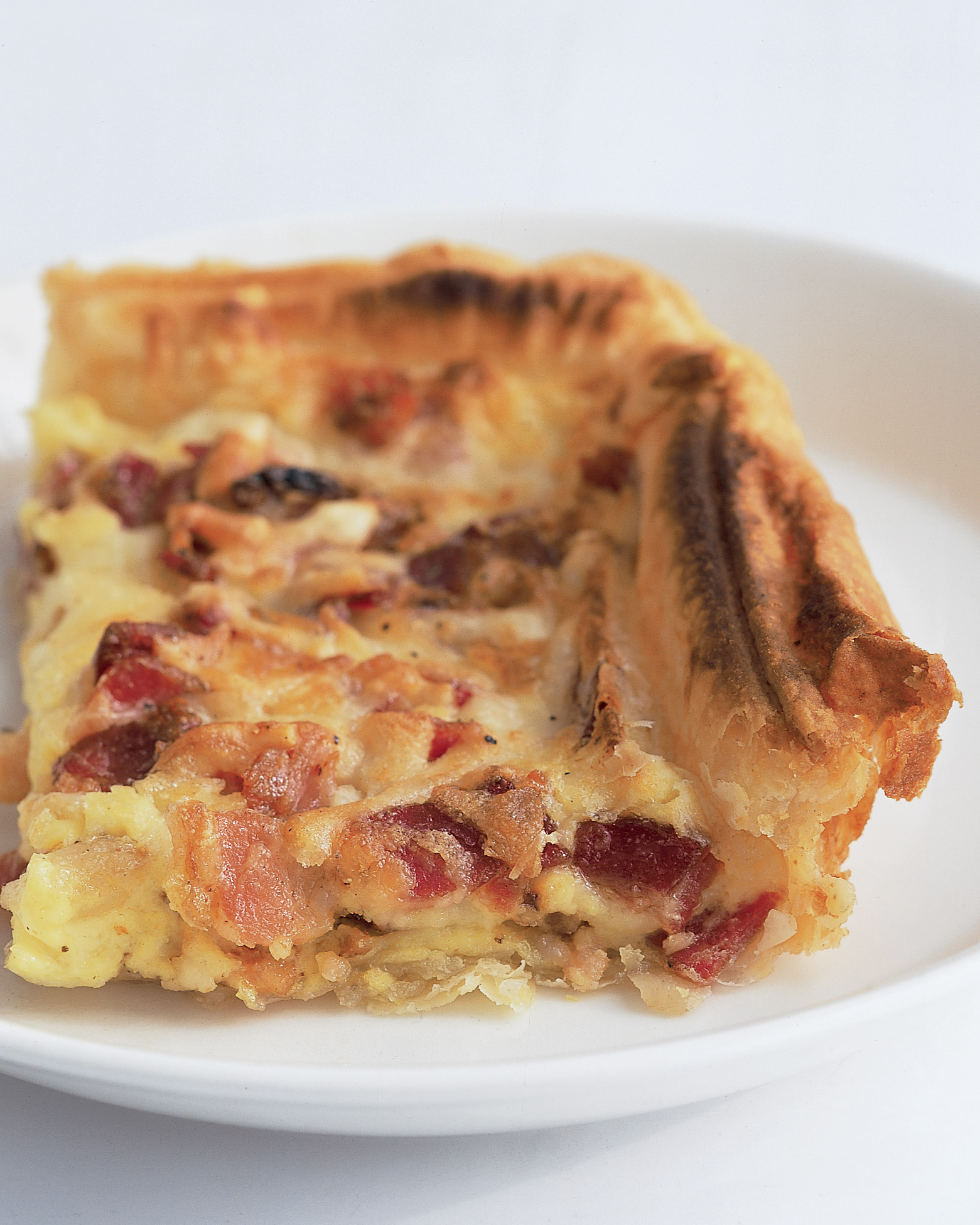 The Sunday: Bacon and Egg Casserole