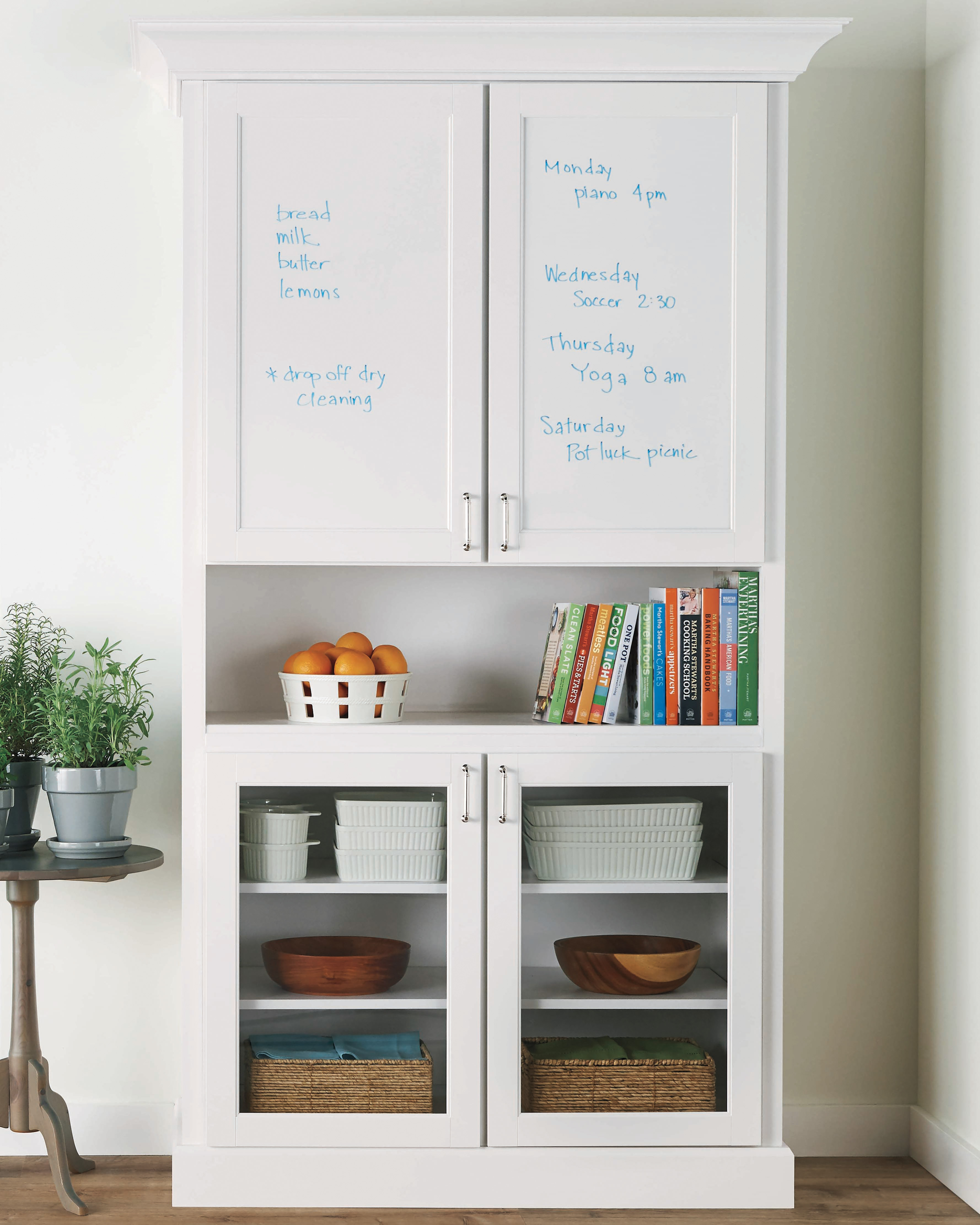 dry erase cabinets