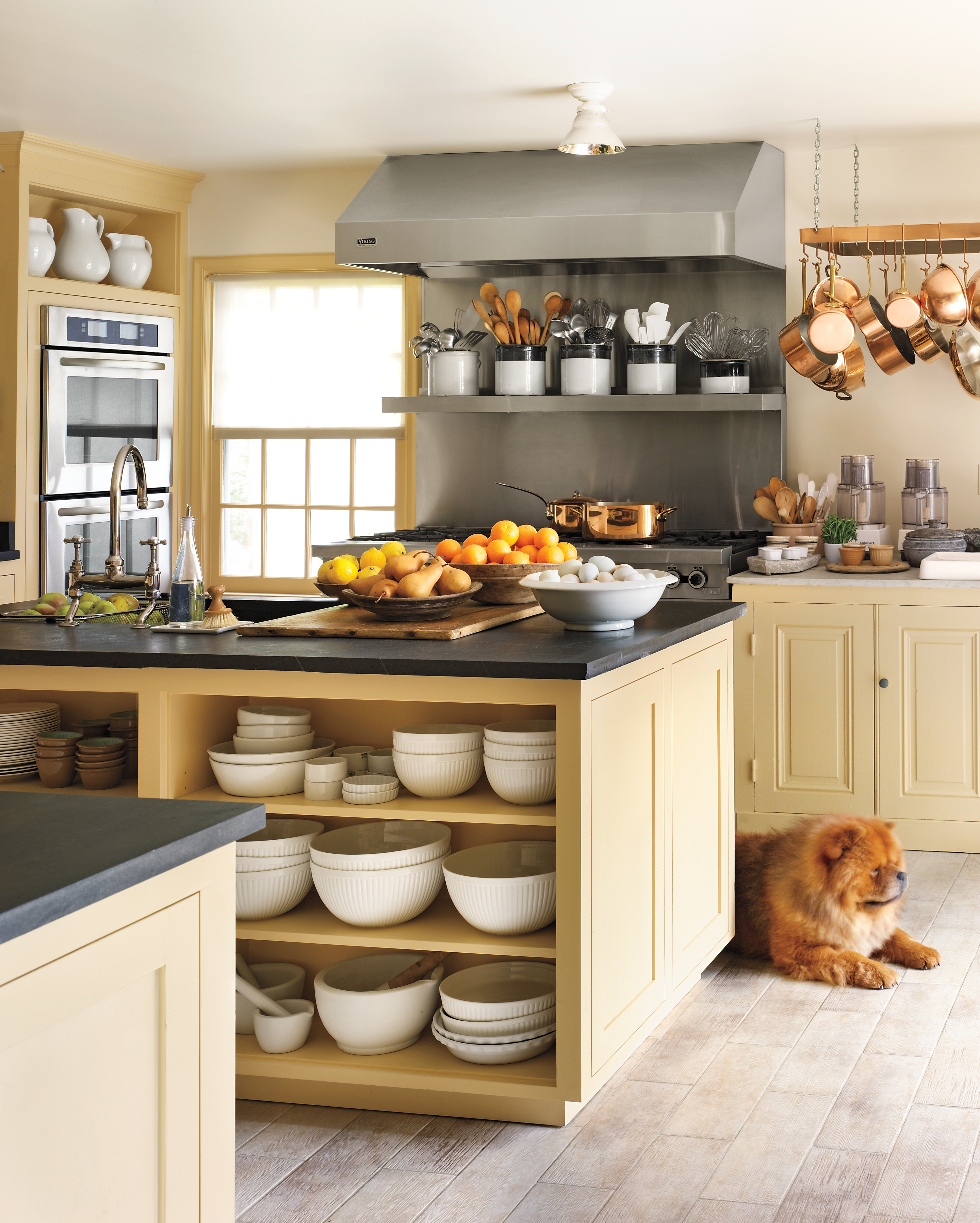 Peek Inside Martha S Kitchens And Steal The Looks For Your Home Martha Stewart