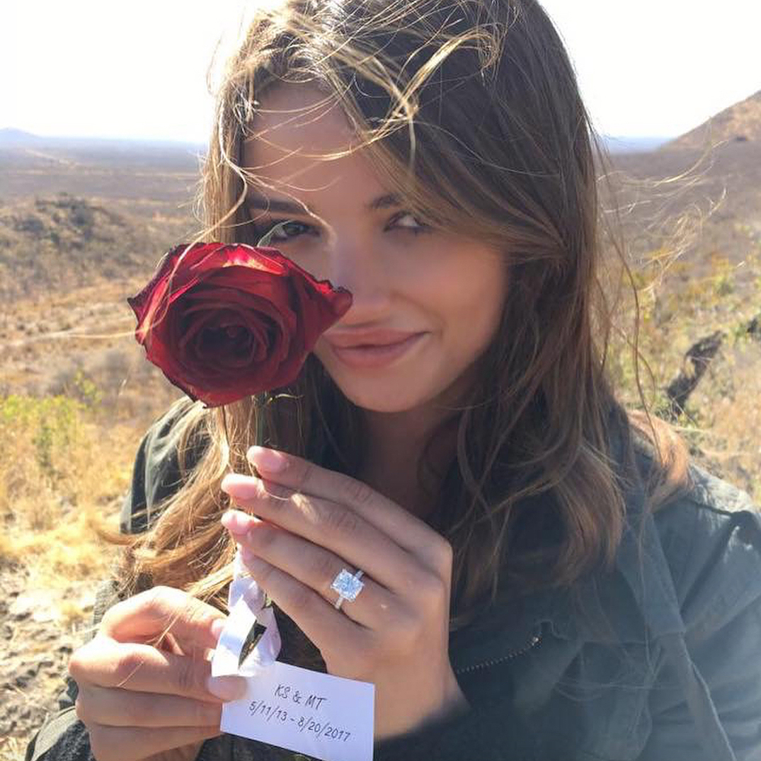 keleigh sperry engagement ring