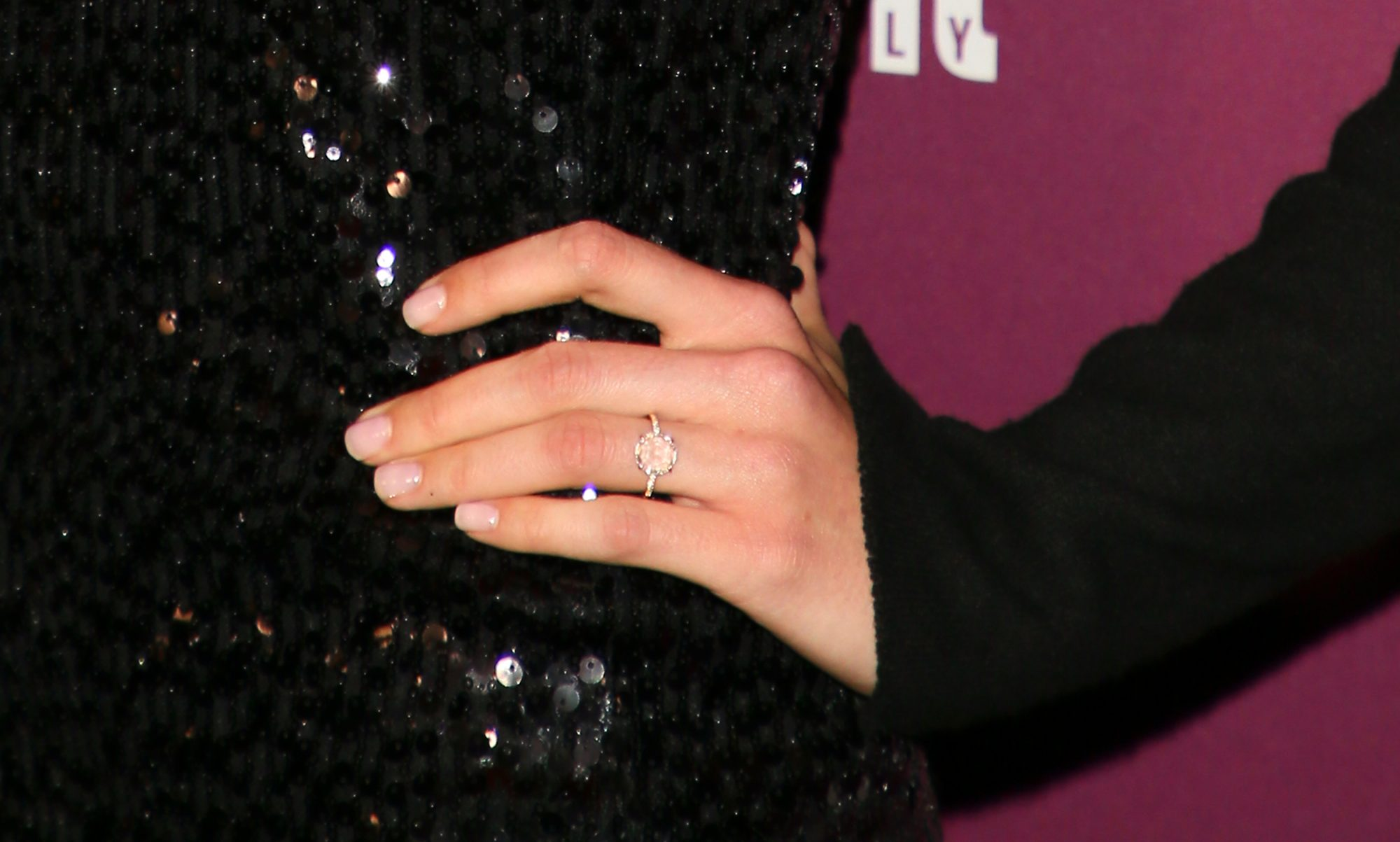 mandy moore engagement ring
