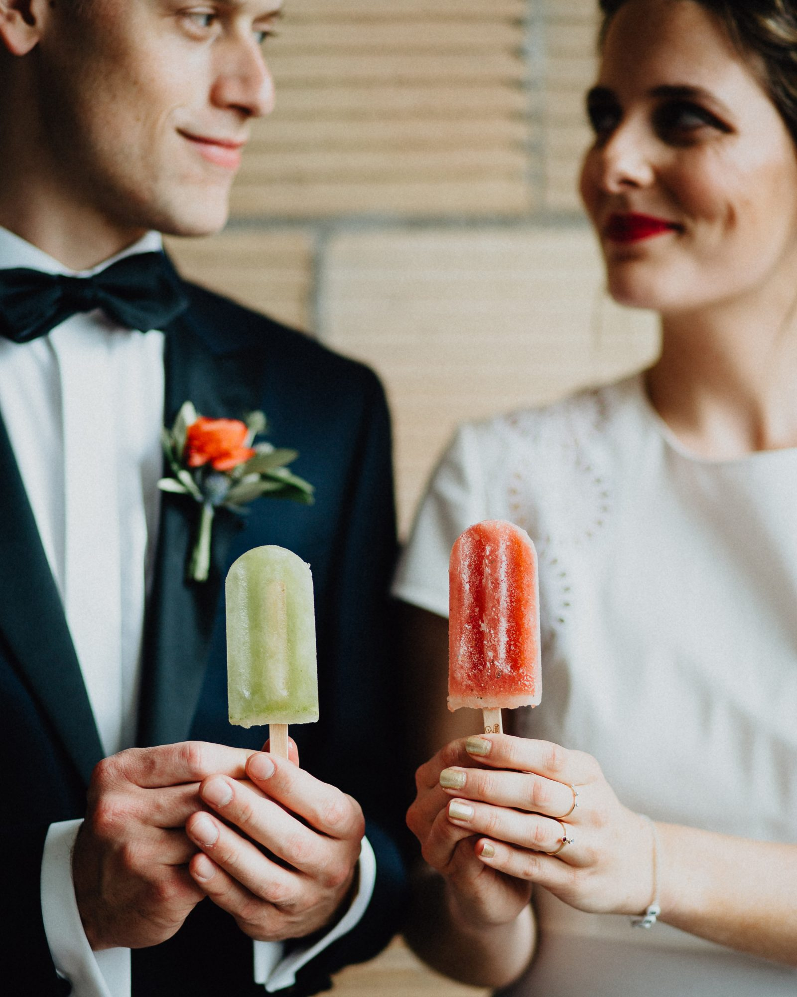 summer reception ideas reception popsicles