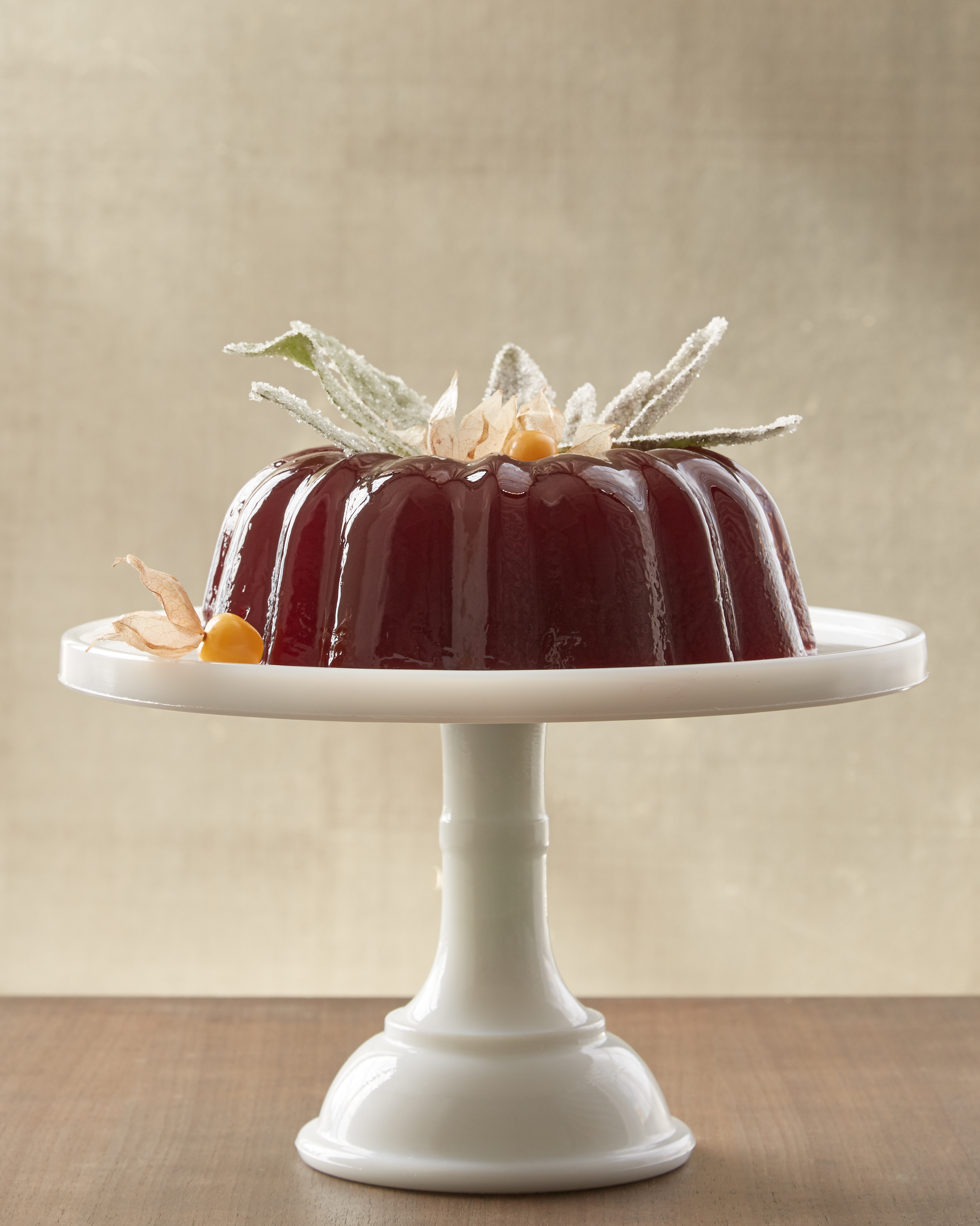 On the Side: Cranberry-Cherry Mold