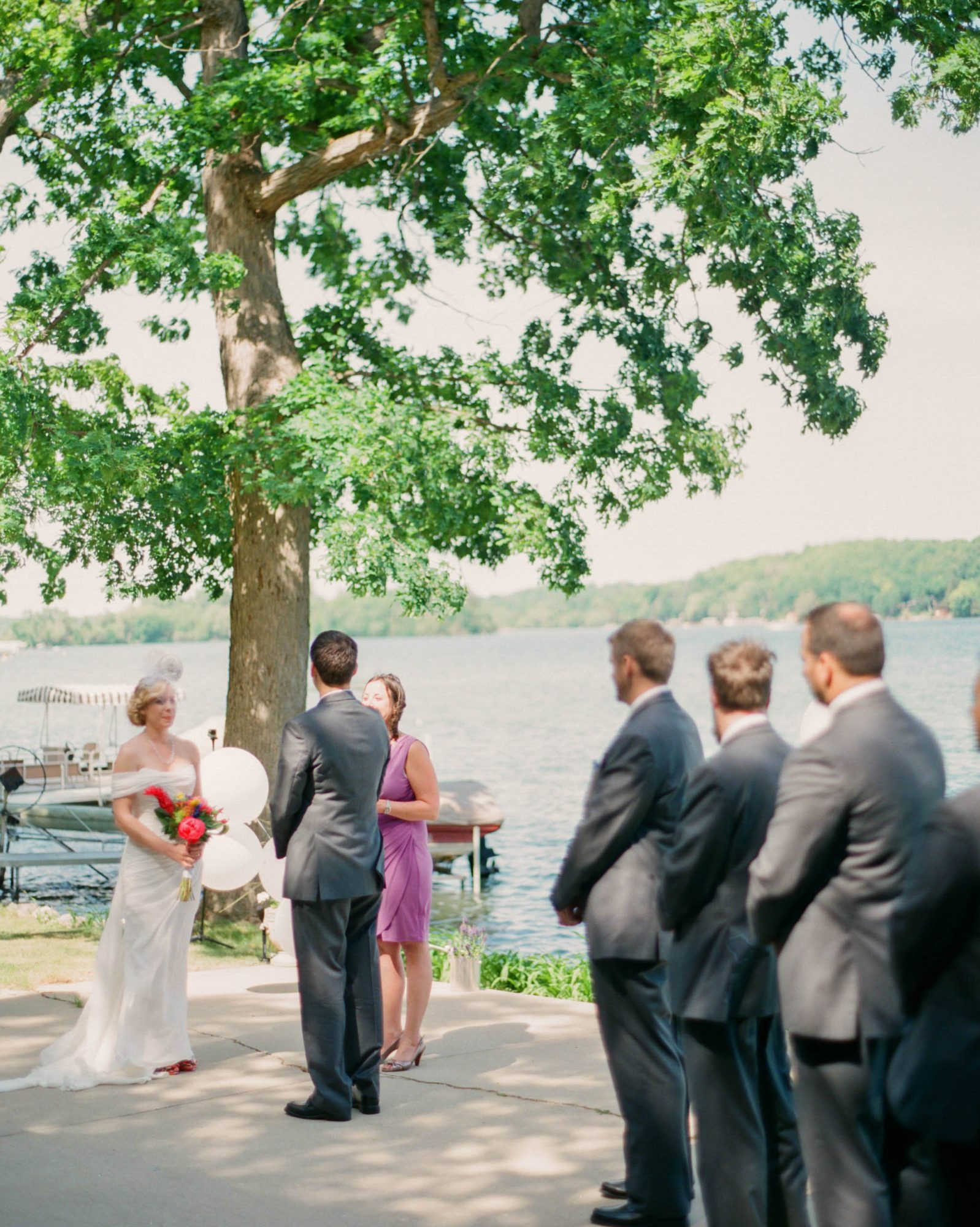 Ceremony on the Water
