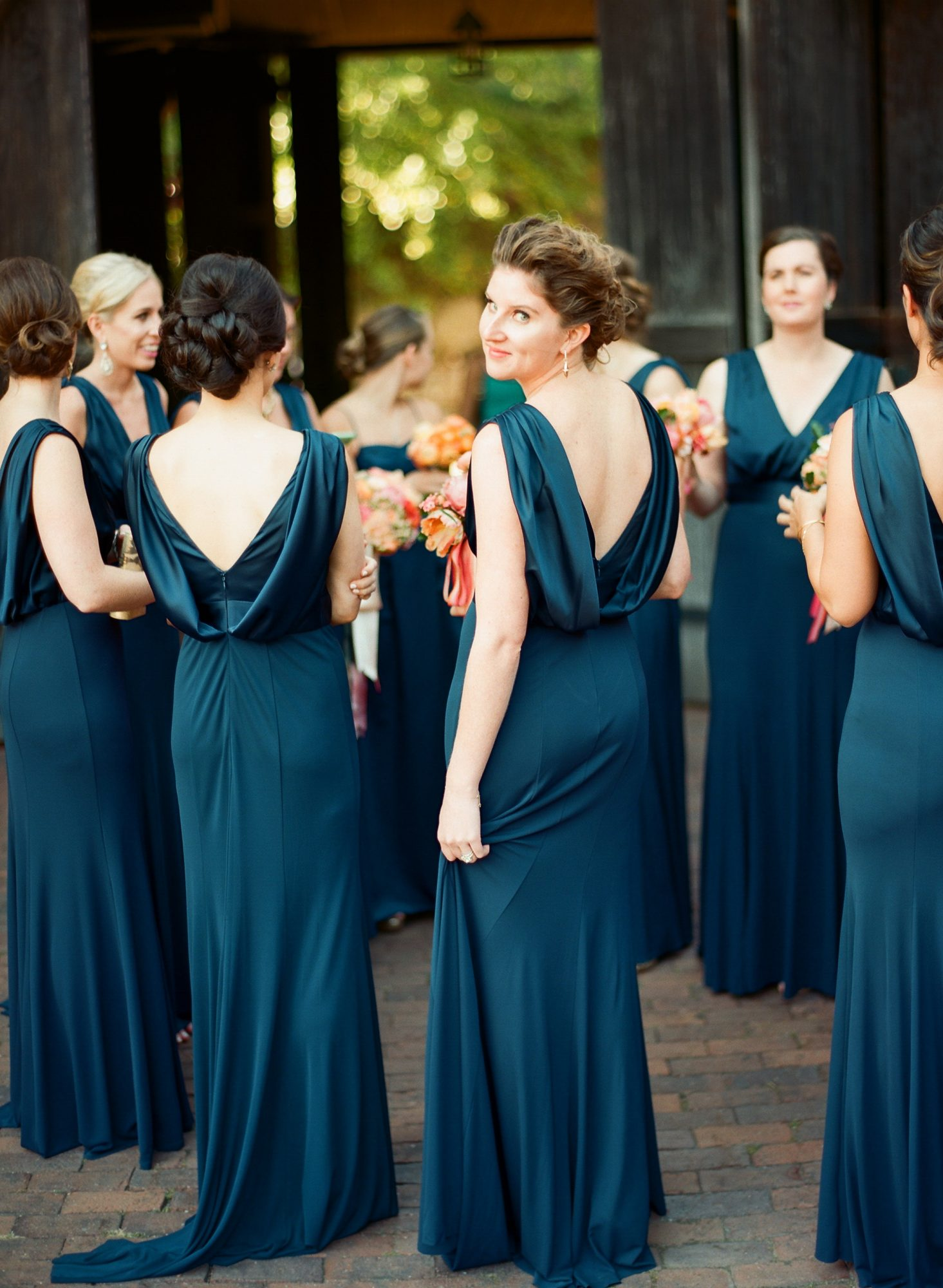 bridesmaid hairstyles