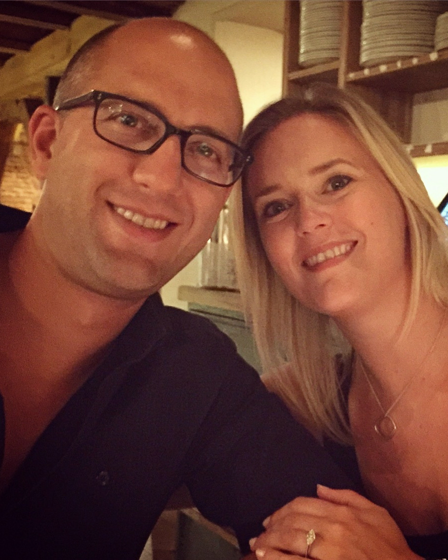 Julia Cox, 32 and Tom Limongello, 38