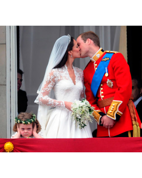 A Royal Wedding Gross Out