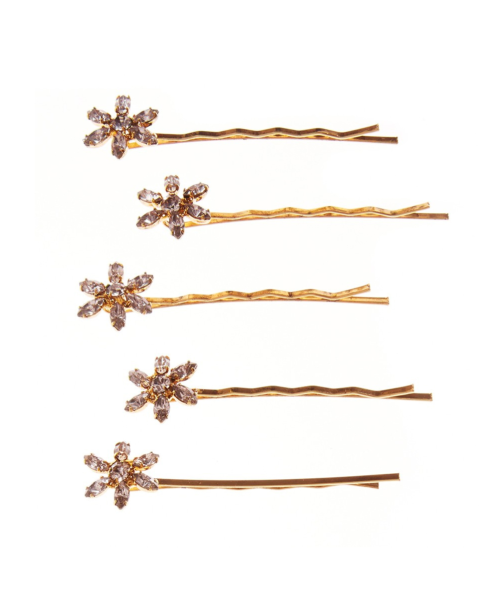 flower crown alternative hair comb