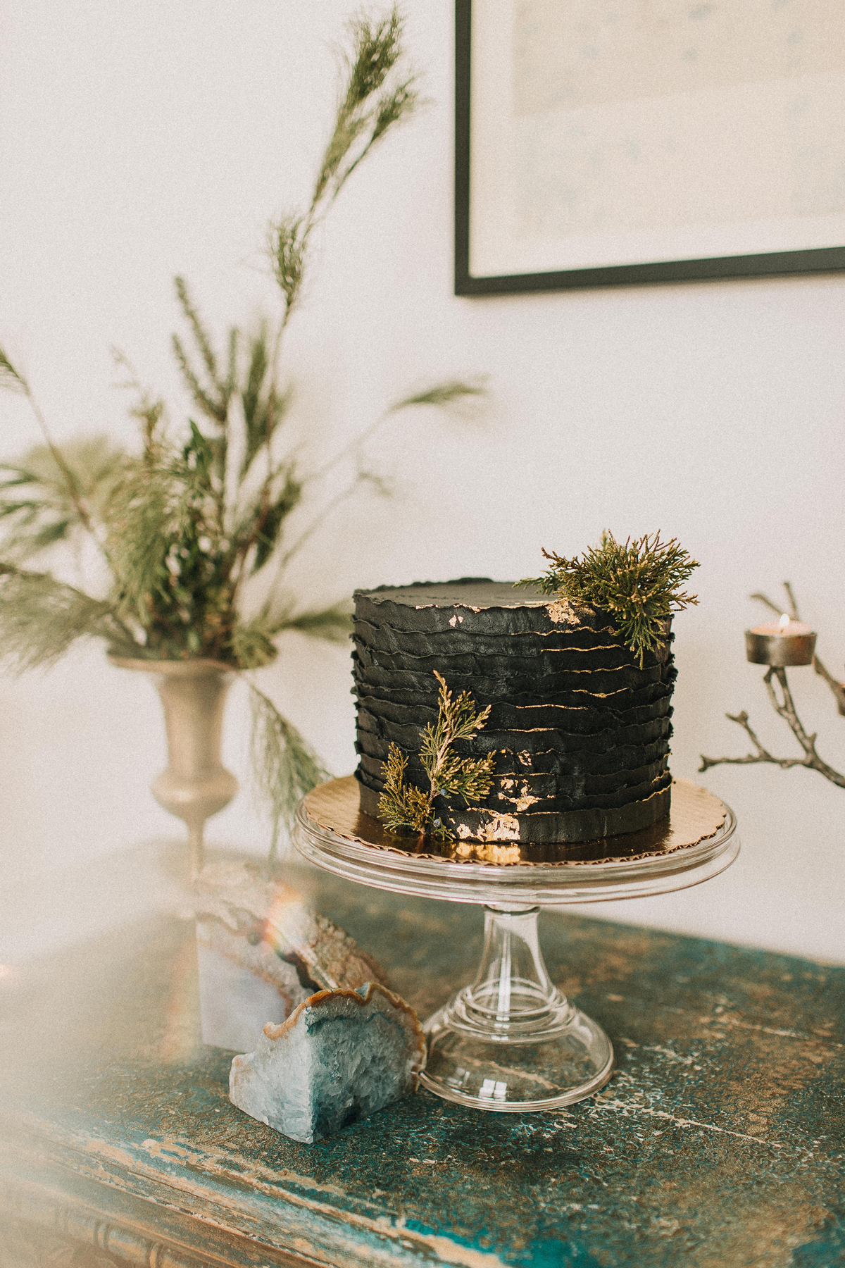 winter wedding cakes courtney sinclair