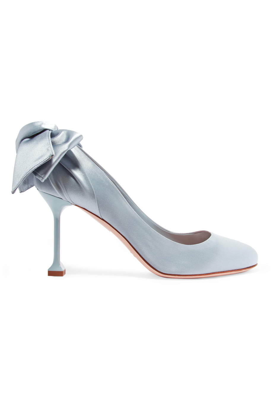 wedding shoes satin
