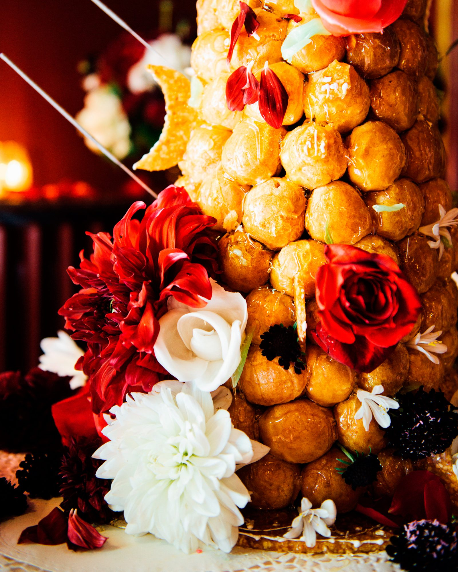 The Croquembouche