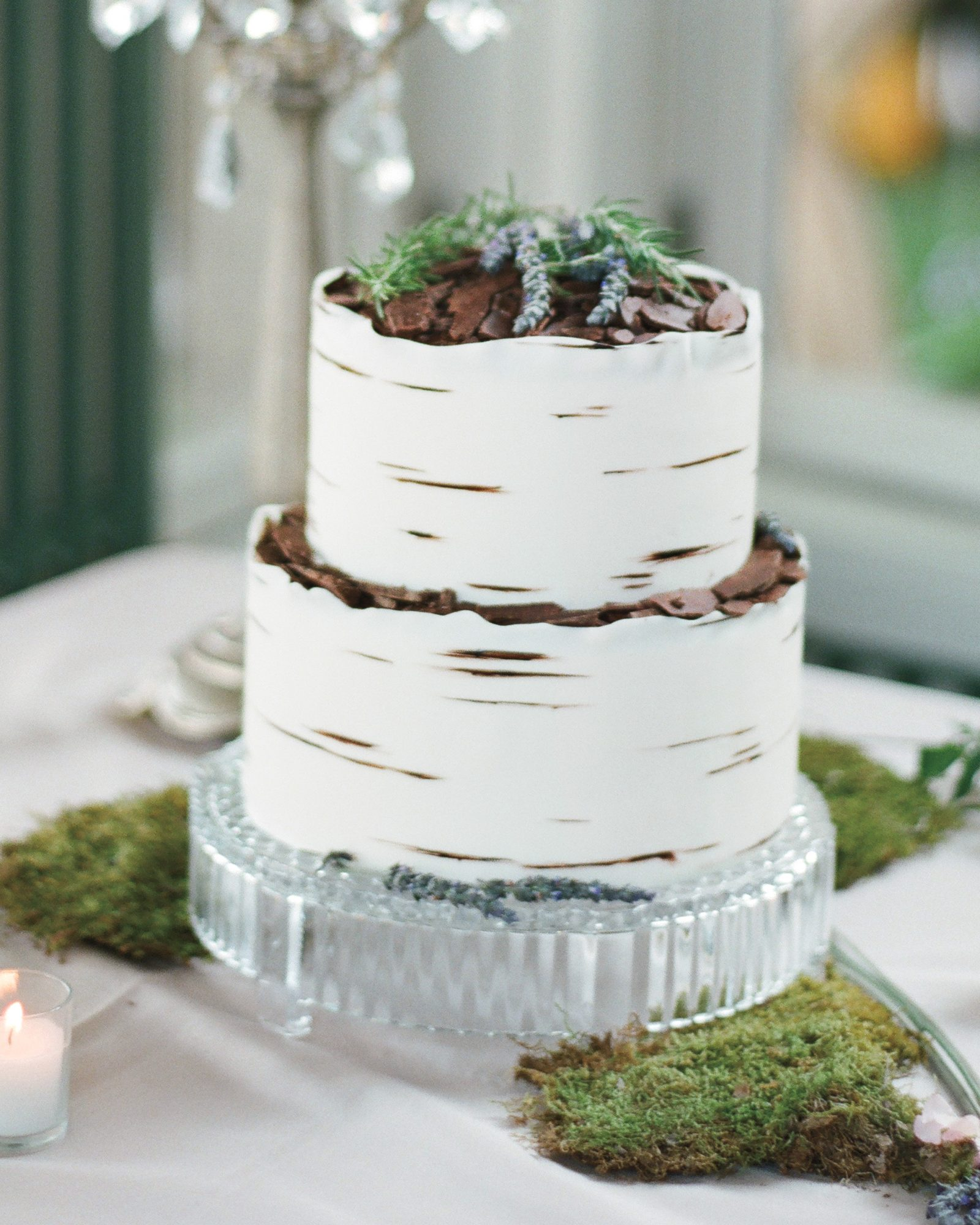 A Nature-Inspired Cake