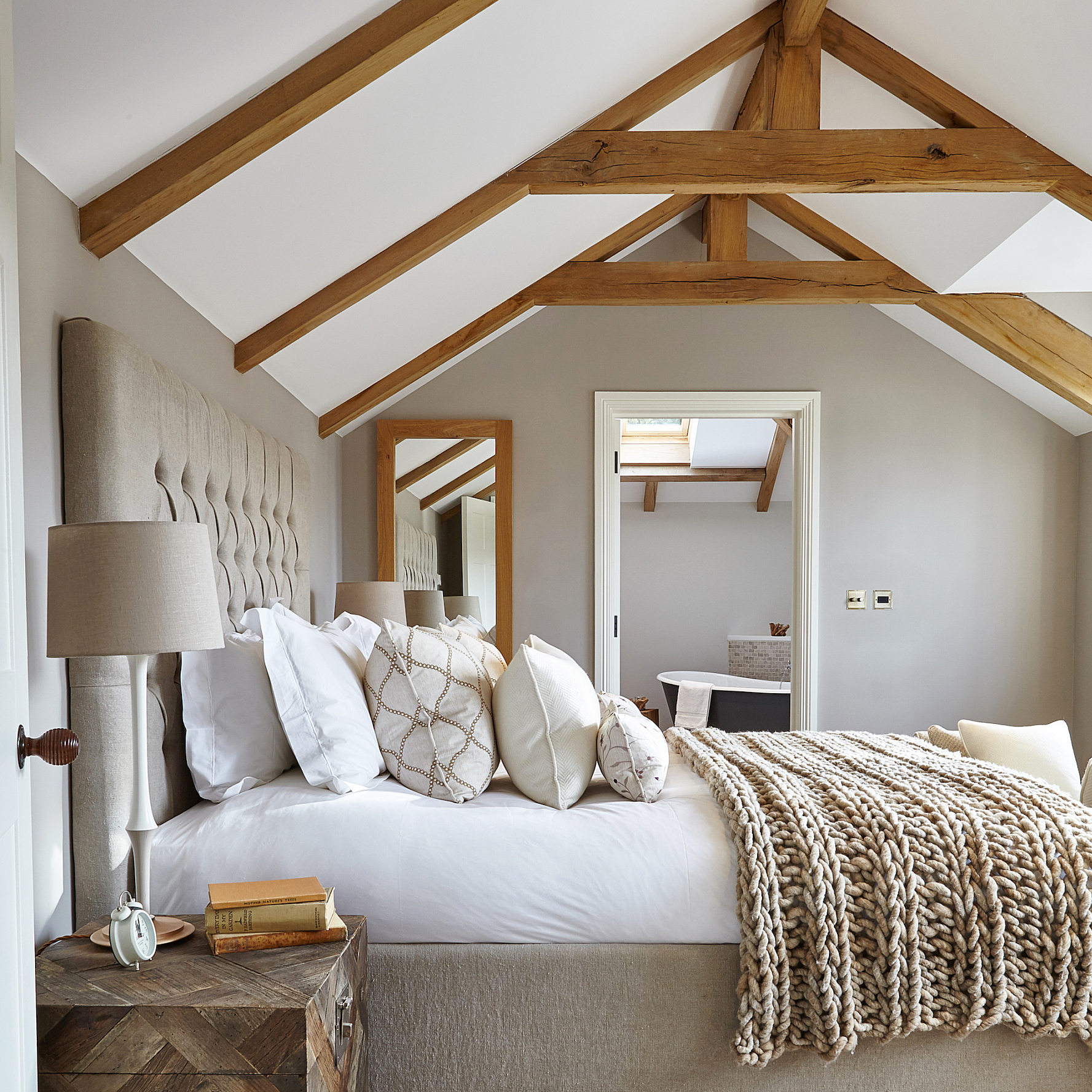 Not-Boring Neutral Bedroom Color Schemes | Martha Stewart