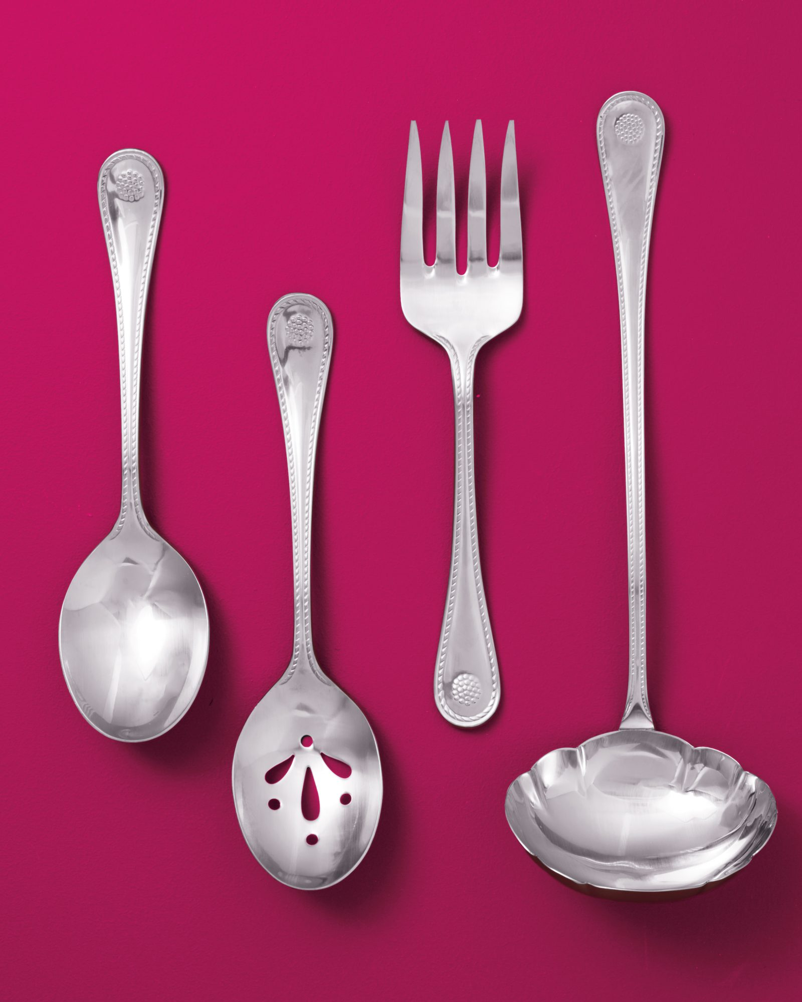 U is for Utensils