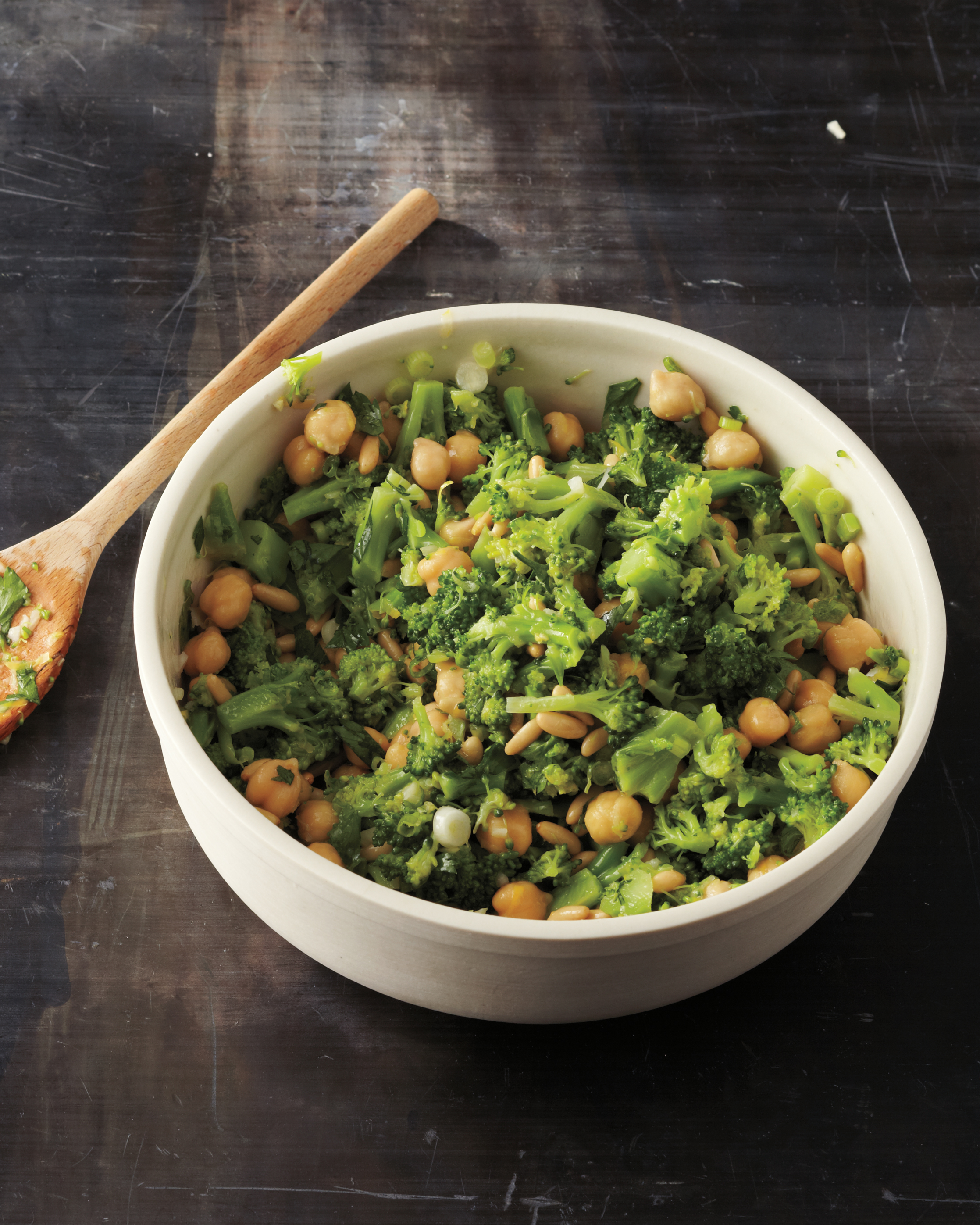 Or Try This: Broccoli and Chickpea Salad