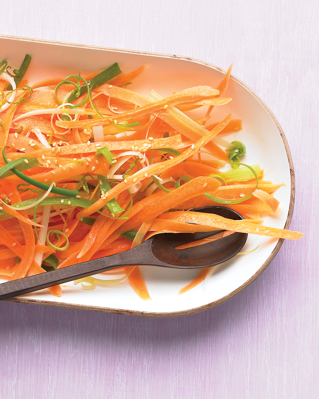 Asian Carrot Slaw