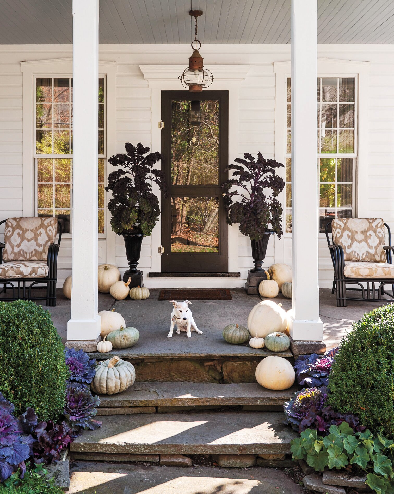 The Best Front Porch Decorating Ideas For Every Month Of