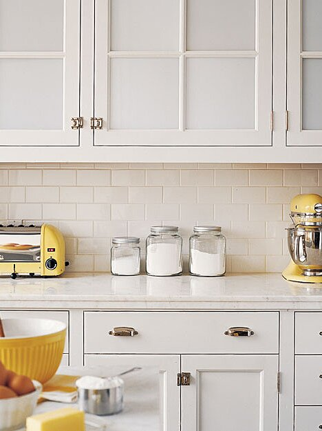 Organize Your Kitchen Cabinets in Nine Easy Steps | Martha ...