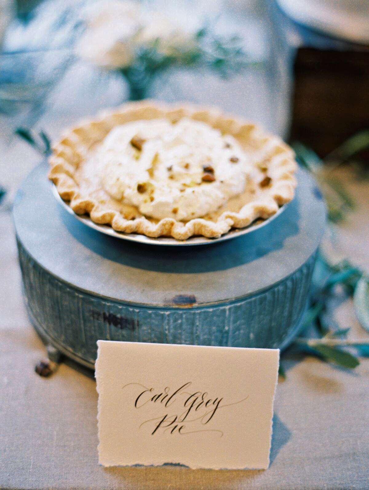 wedding pies carmen santorelli