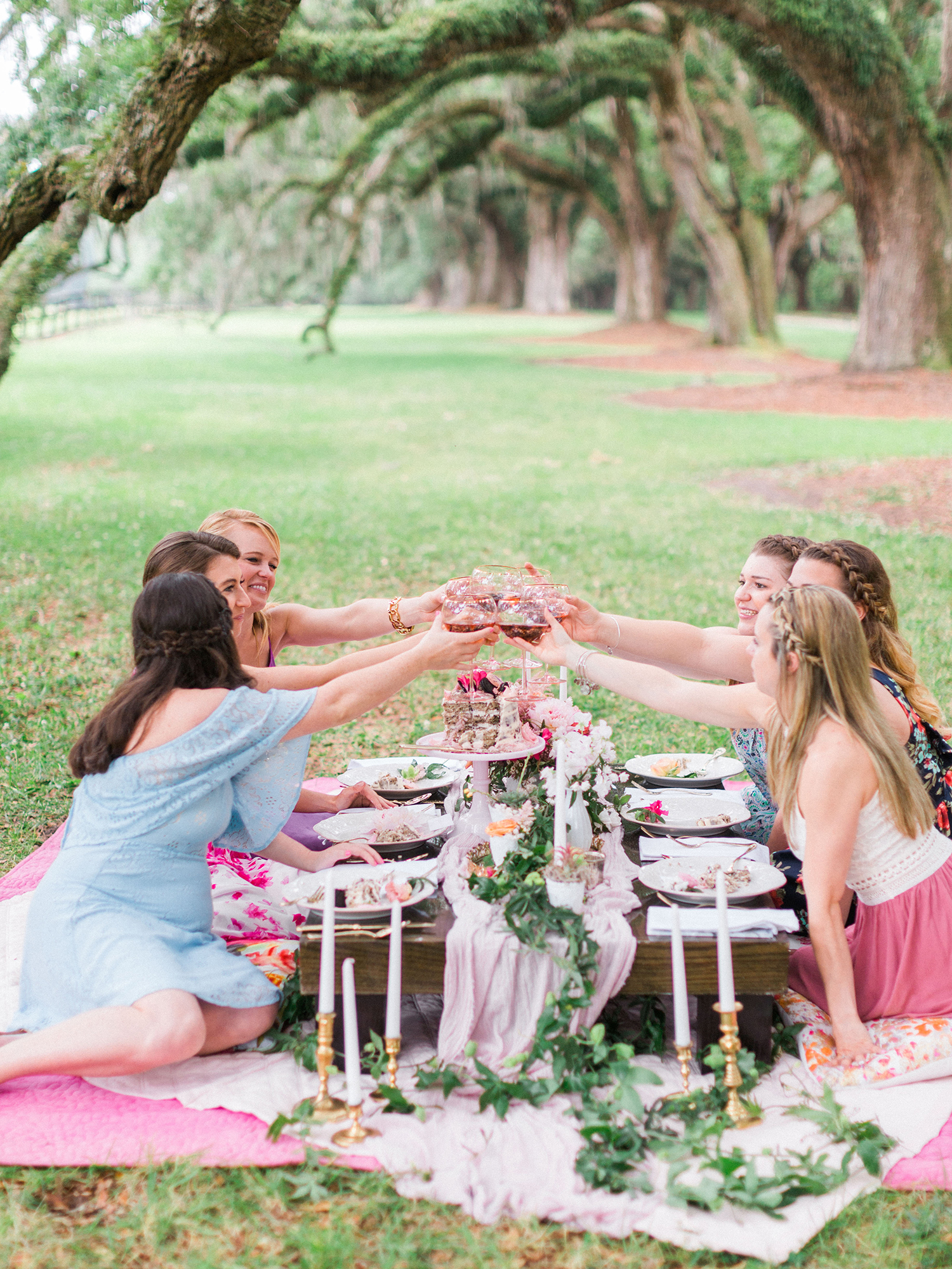Maid of Honor Picnic