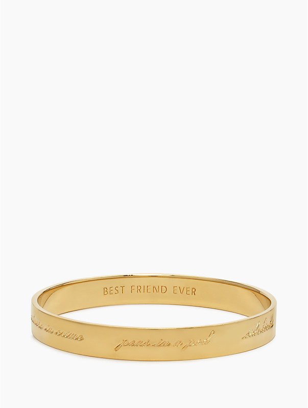 maid of honor proposal gold bangle