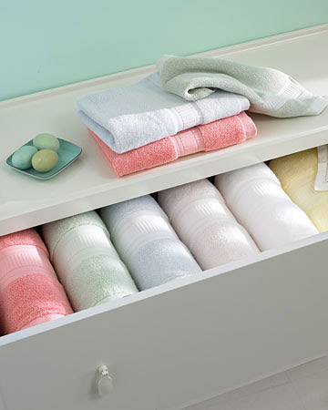 Fresh Towels and Bedding with Every Wash