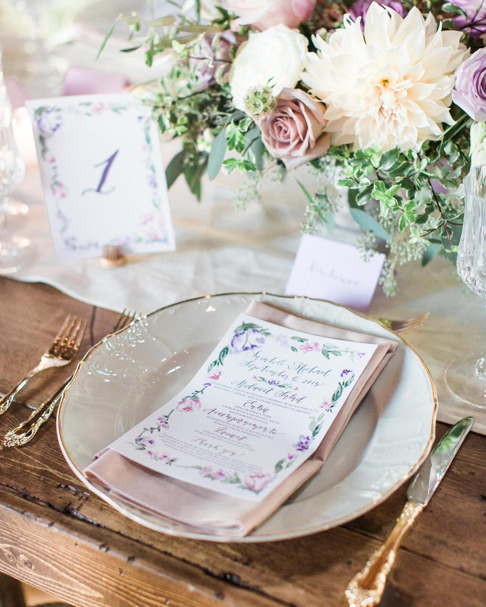 The Table Décor