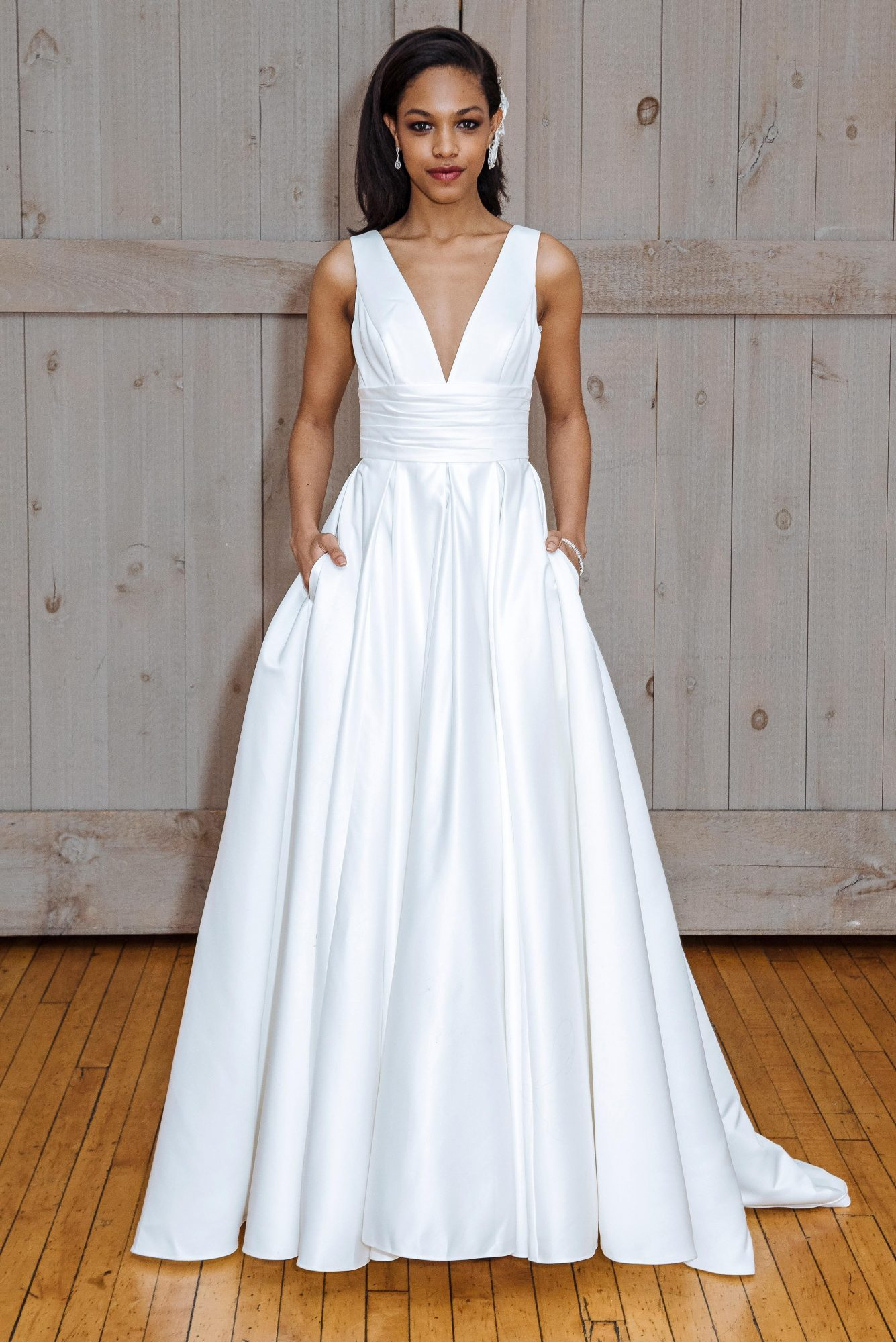 88 Pretty Wedding Dresses With Pockets Martha Stewart