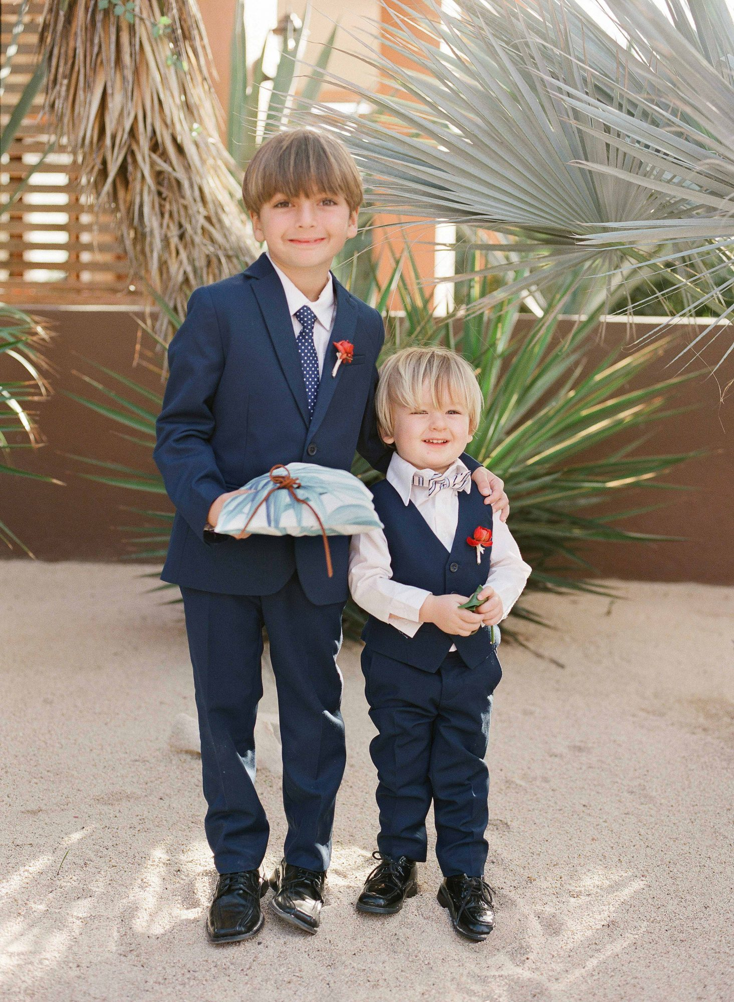 wedding ring bearers