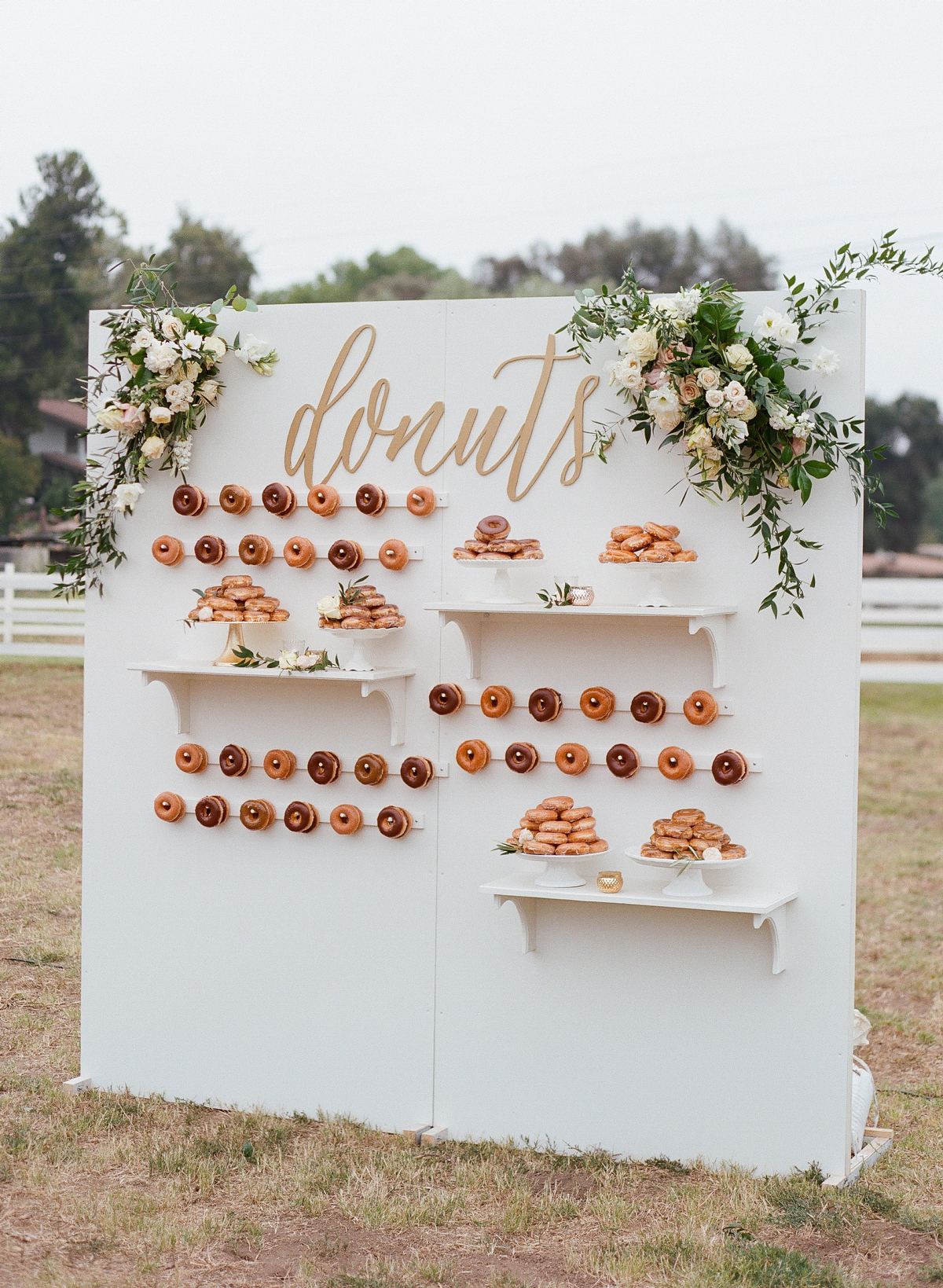 wedding donuts bryan miller