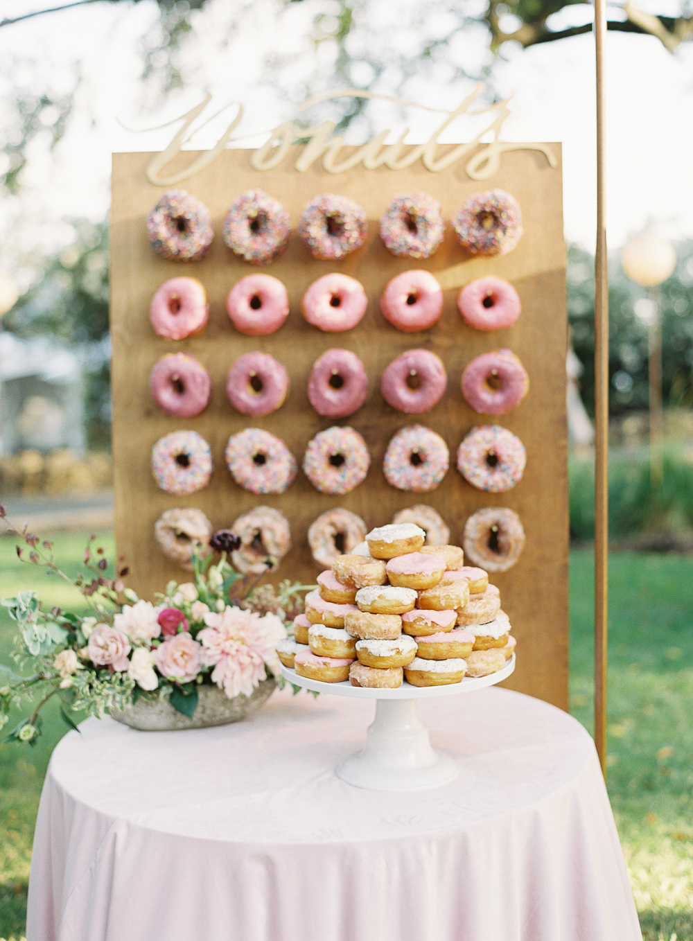 wedding donuts carlie statsky