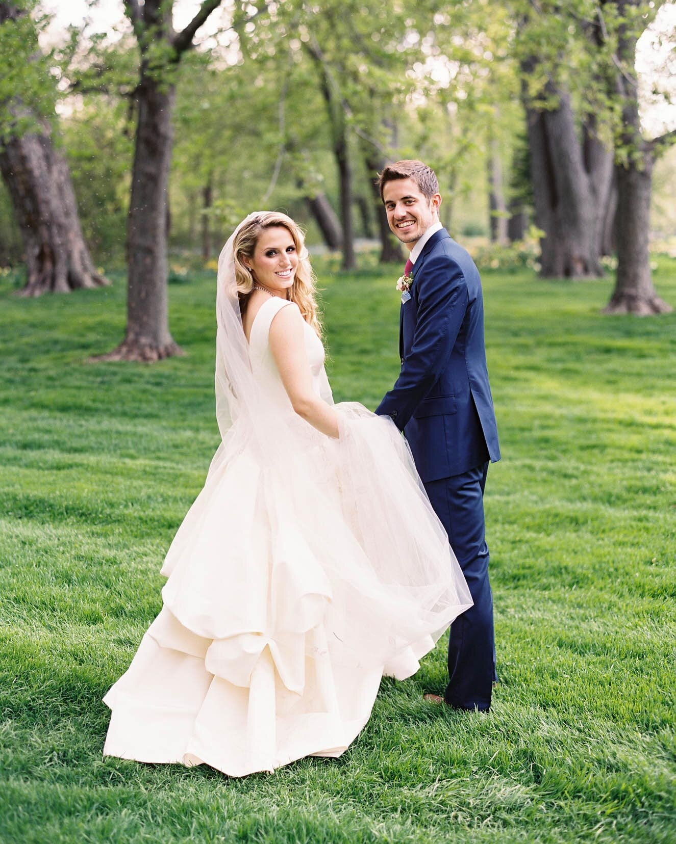 How to Remove Every Kind of Stain from Your Wedding Dress   Martha ...
