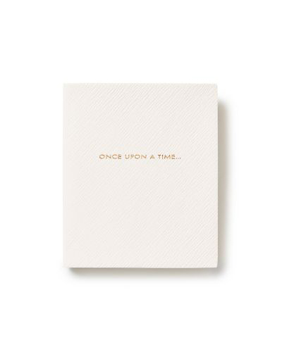 vow books cream color once upon a time