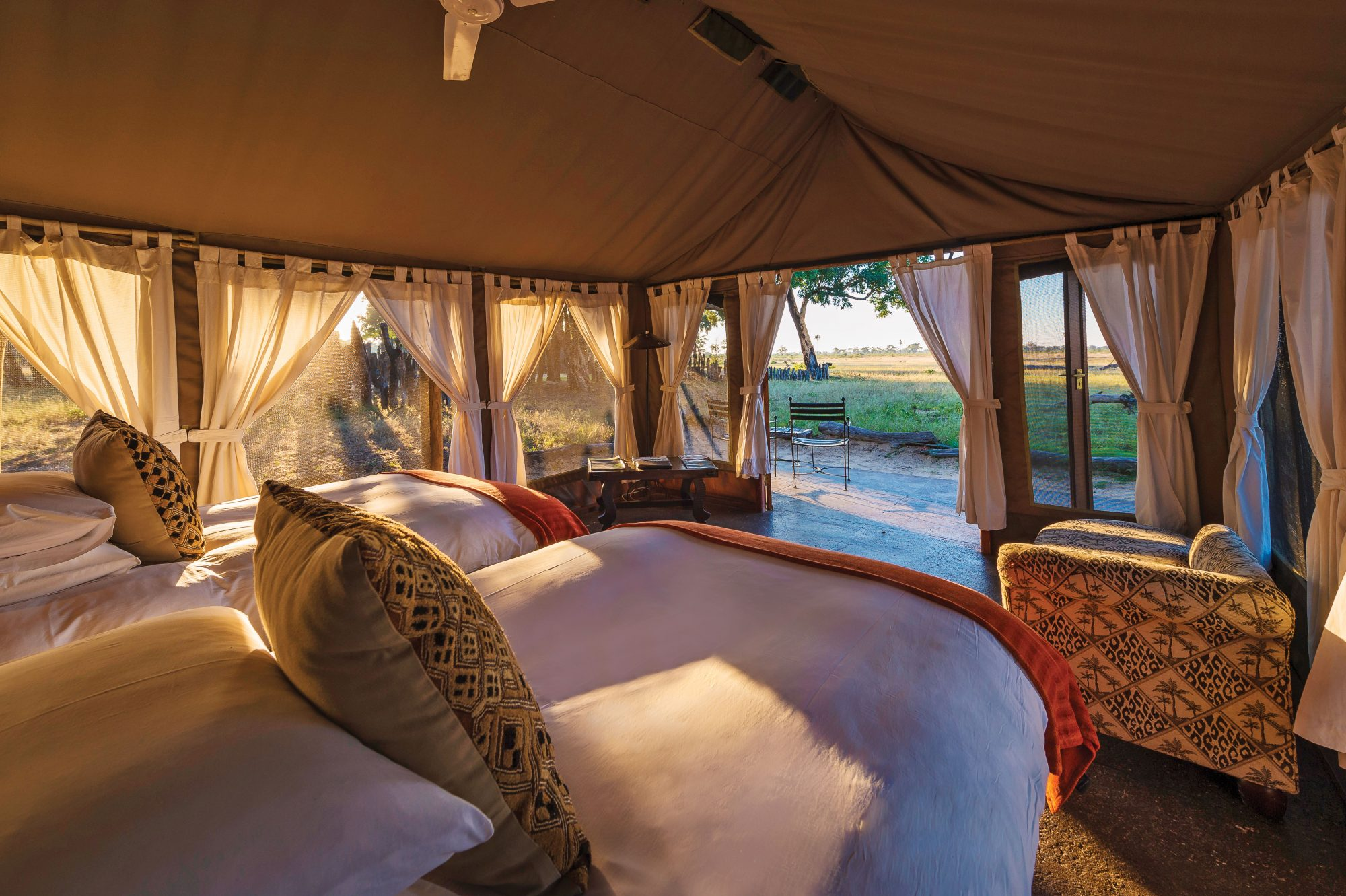Wilderness Safaris Davison's Camp